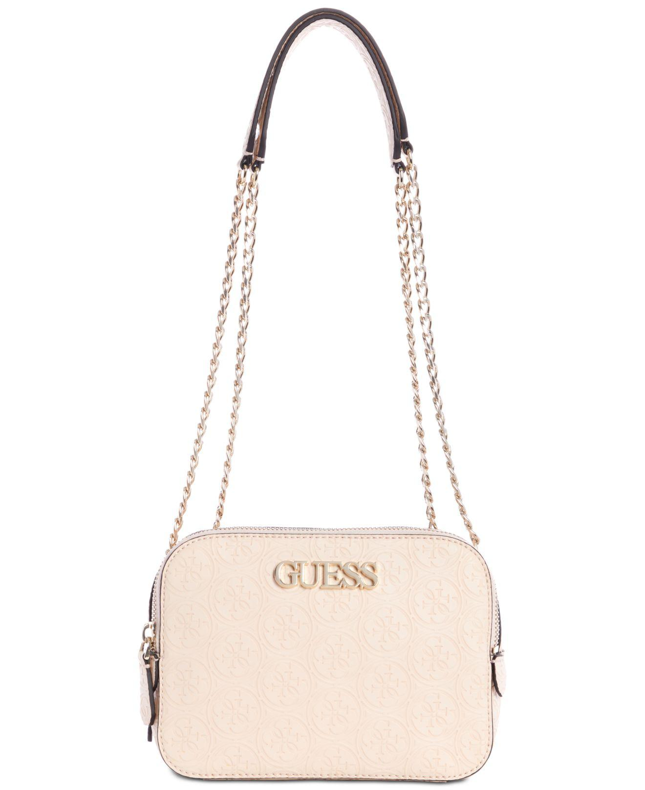 6db57032595e Lyst - Guess Heritage Pop Crossbody
