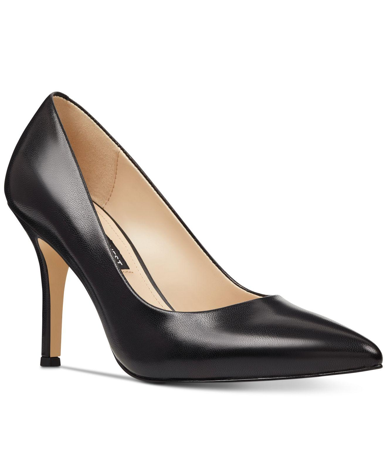 01c96847a863 Lyst - Nine West Flax Pumps in Black