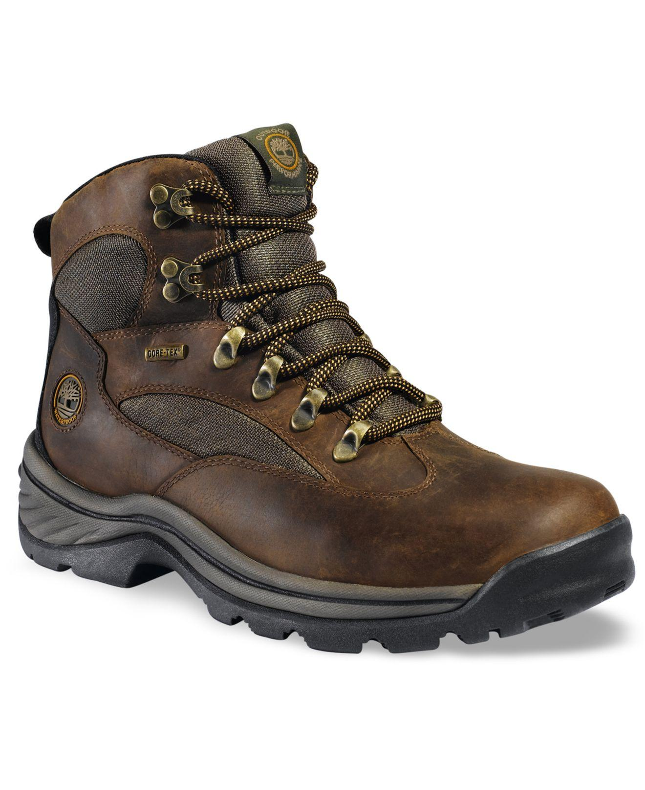 Timberland Waterproof Chocorua Trail Gore Tex Hiker Boots