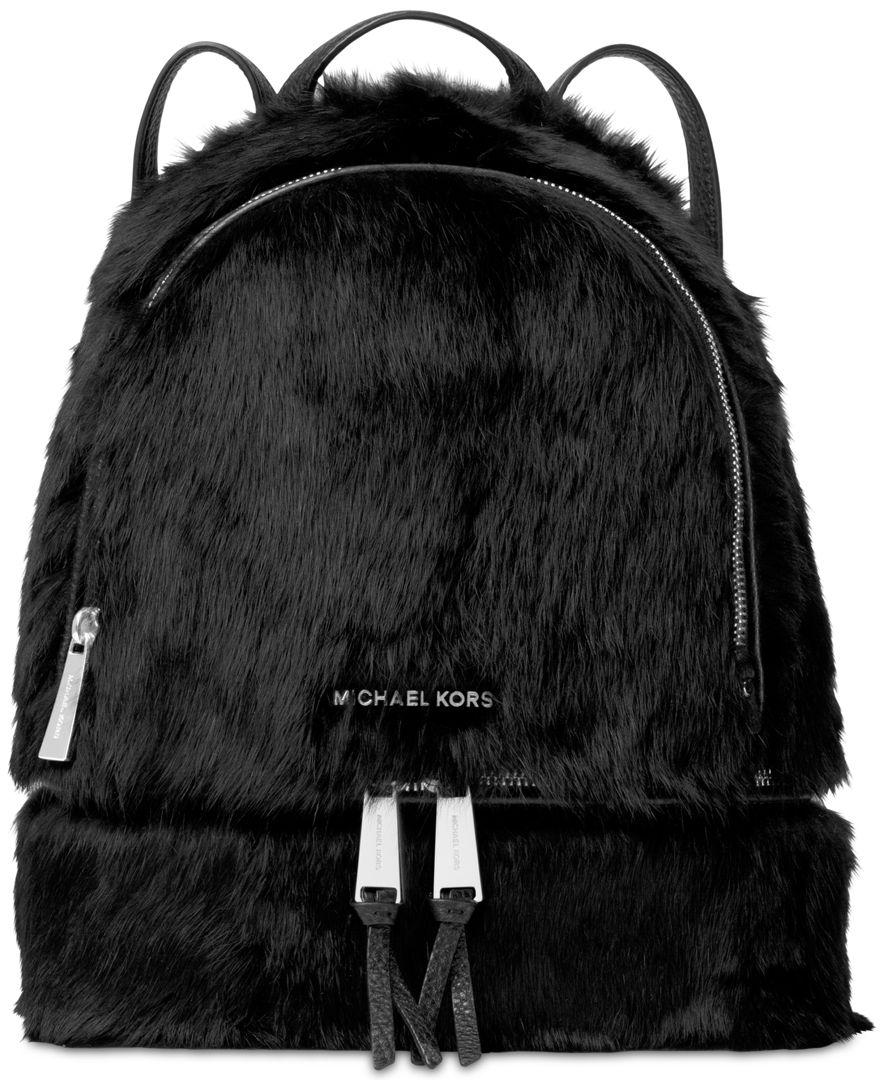 bb3631f209c4c5 Gallery. Previously sold at: Macy's · Women's Michael By Michael Kors Rhea