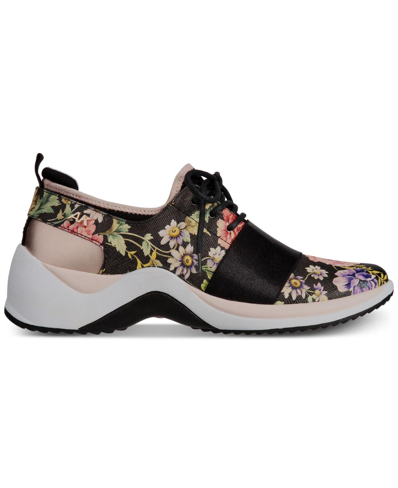 bd611c6e6de Lyst - Anne Klein The Daddy Sneakers in Black