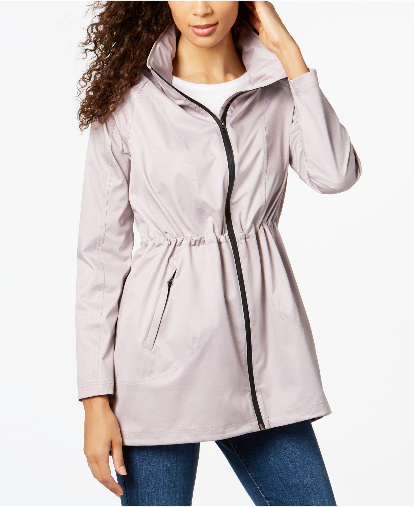 35f5af231ad65 Lyst - 32 Degrees Hooded Waterproof Anorak Raincoat