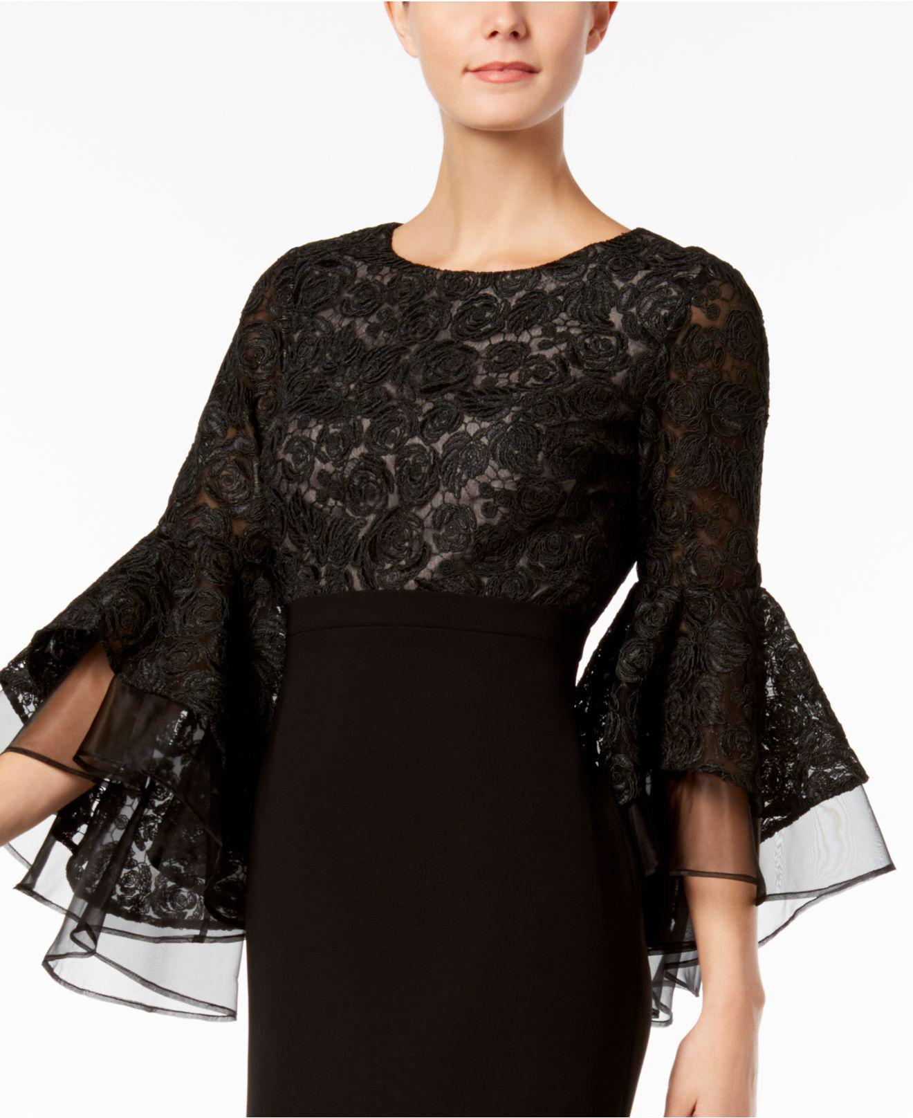 a7ee2e983eb Gallery. Previously sold at  Macy s · Women s Black Lace Cocktail Dresses
