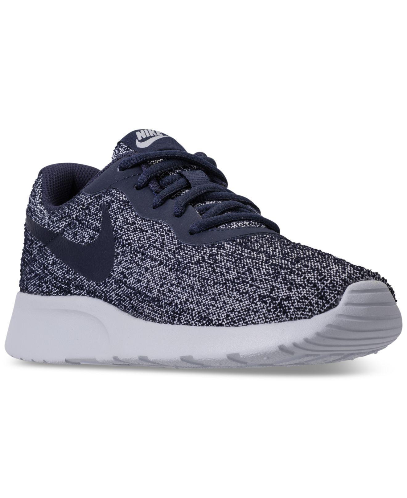 Lyst Nike WoHombres Tanjun Finish Indigo Casual Zapatillas De Finish Tanjun Line decea3