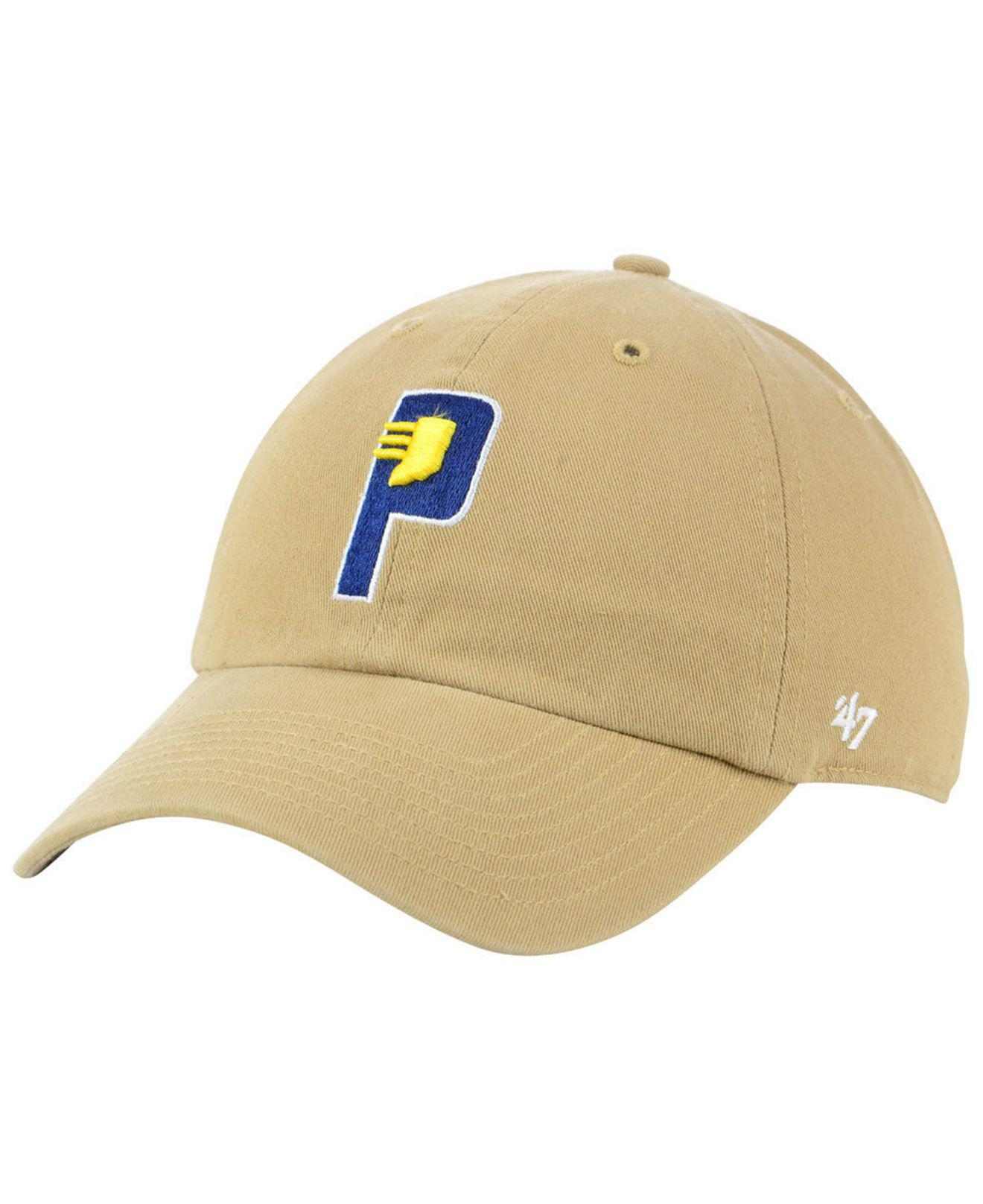 30ea63b6ce46f ... netherlands 47 brand. mens indiana pacers mash up clean up cap 4f214  55274