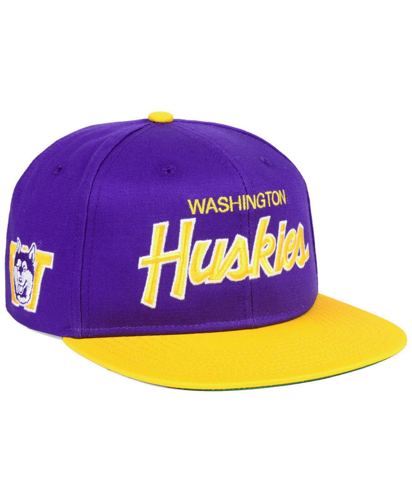 huge discount 982c5 85f02 ... coupon lyst nike washington huskies sport specialties snapback cap in  148a8 40de1