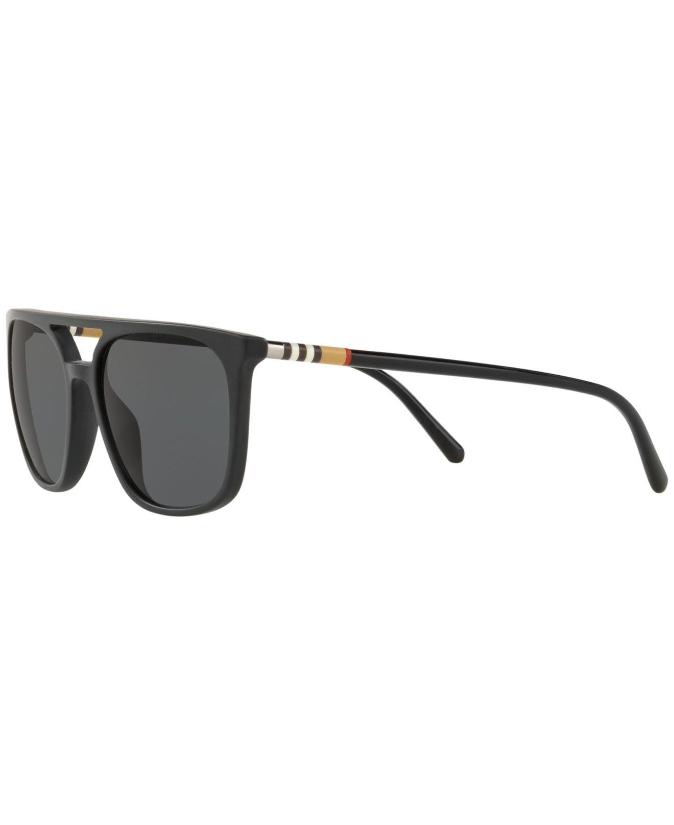ae9913f2c55 Burberry - Black Be4257 for Men - Lyst. View fullscreen