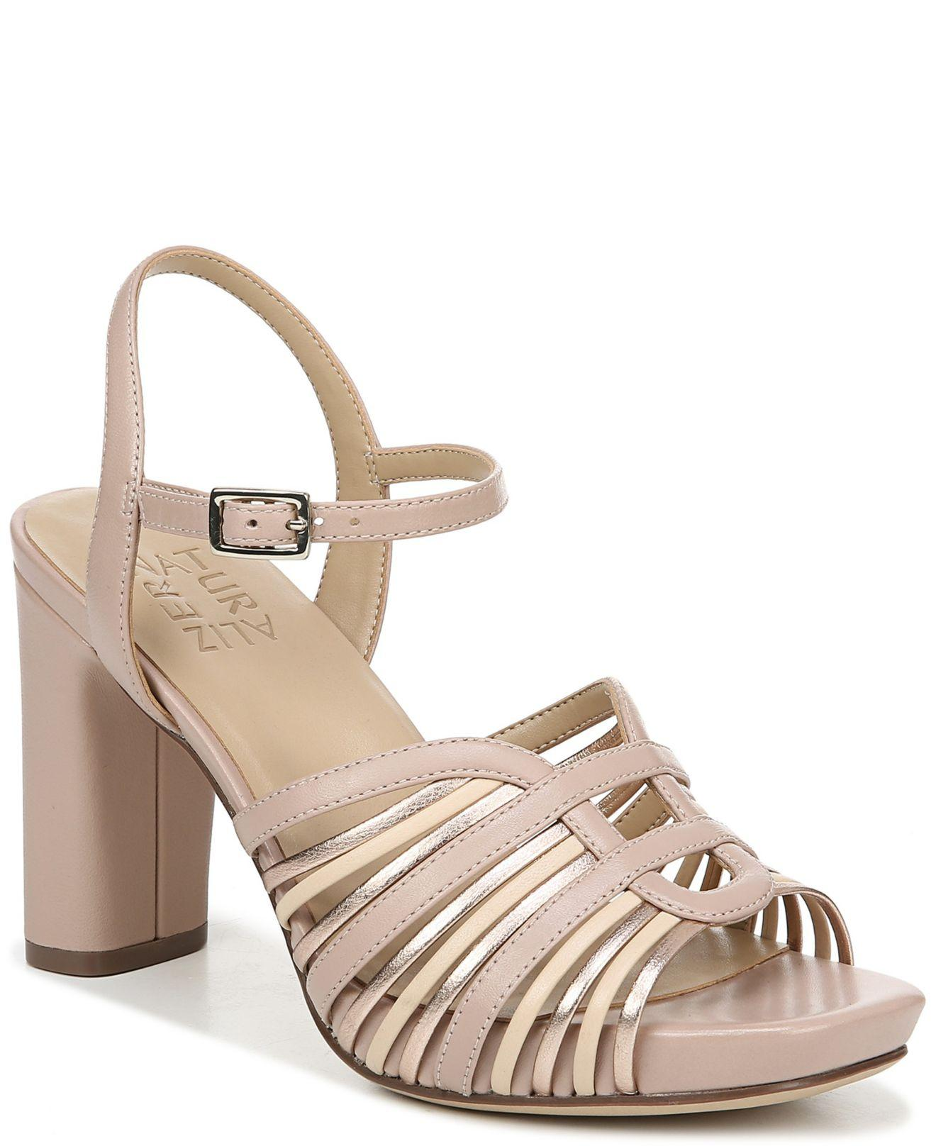f3c311fab929 Naturalizer. Women s Jules Ankle Strap Sandals