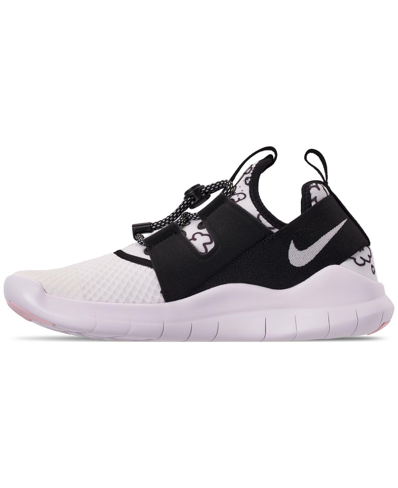 bfe292bca84e7 Lyst - Nike Free Rn Commuter 2018 As Running Sneakers From Finish Line in Black  for Men