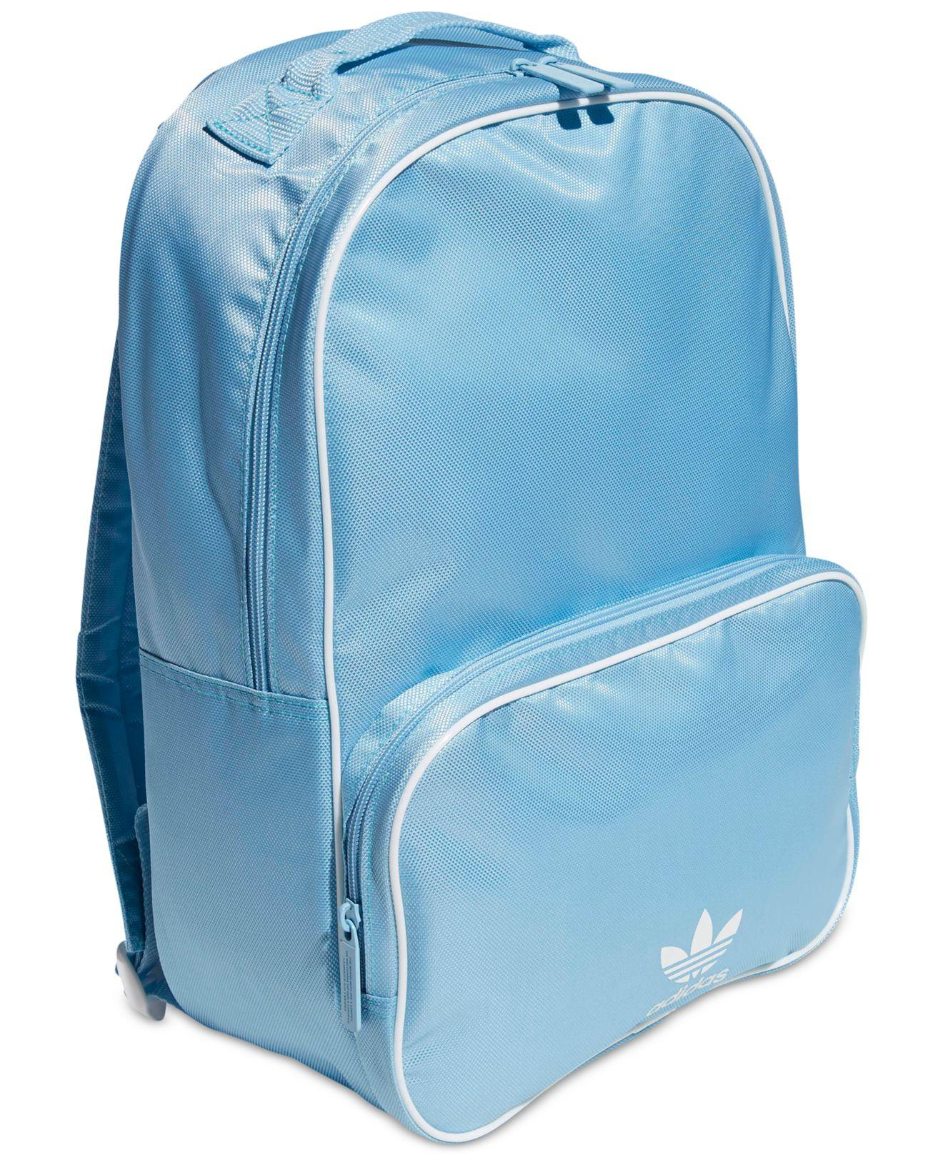 0553753092 Clear Blue Backpack- Fenix Toulouse Handball