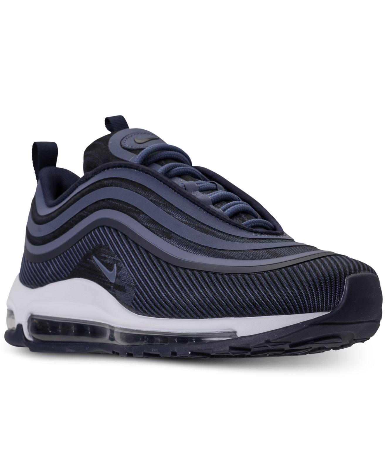 Lyst - Nike Air Max 97 Ul 2017 Running Sneakers From Finish Line in ... b924a2eee