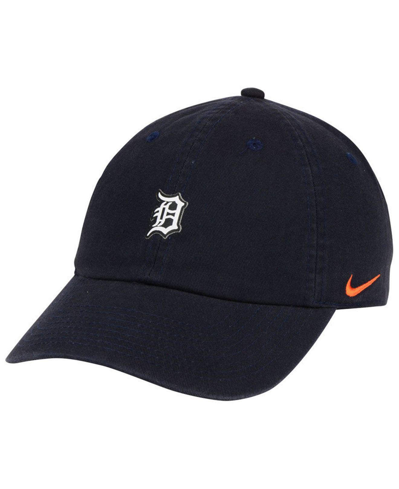 142403ea24c Lyst - Nike Detroit Tigers Micro Cap in Blue for Men