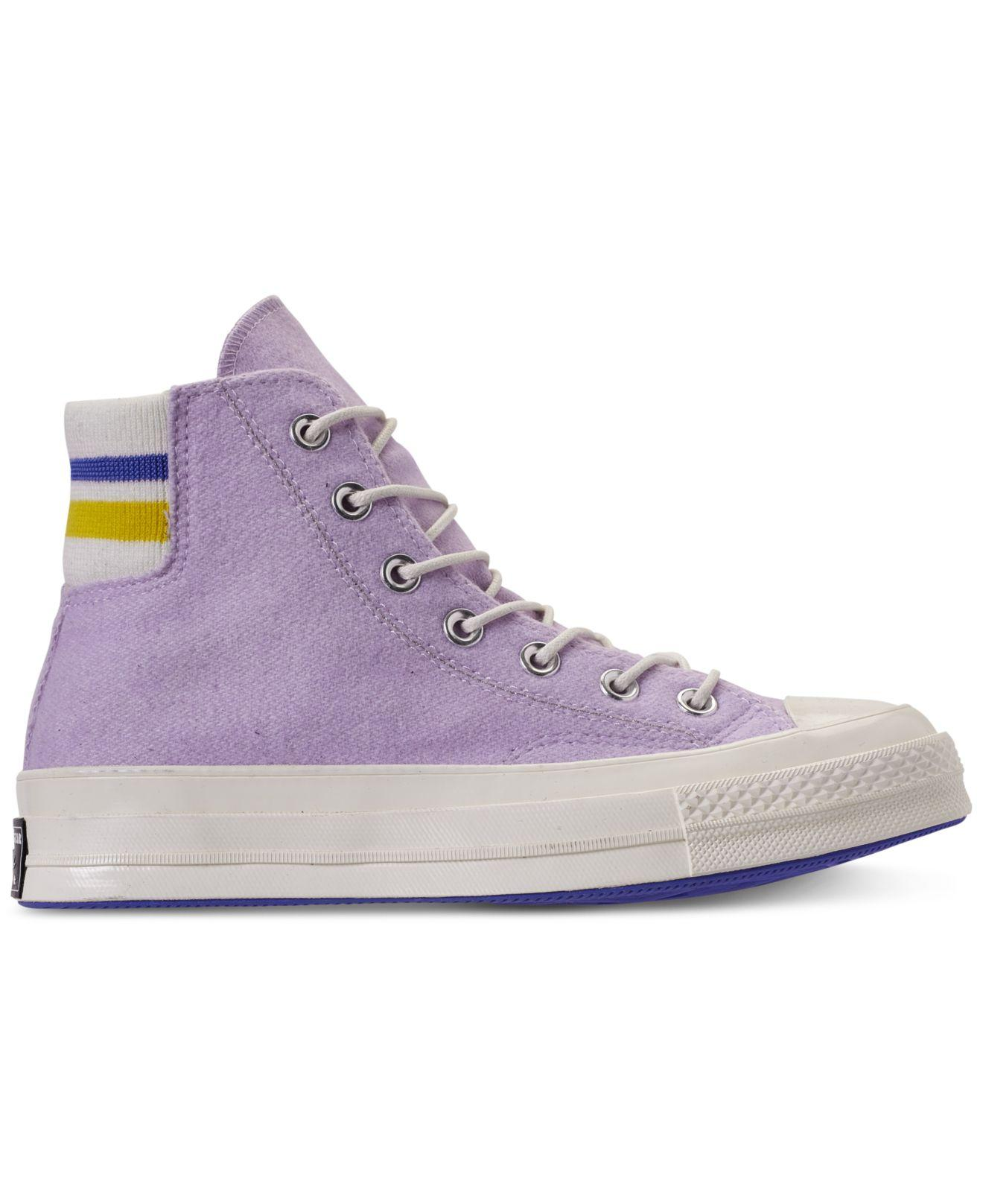 1a92afd7e3d98 ... spain lyst converse chuck taylor all star 70 high top casual sneakers  from finish line in