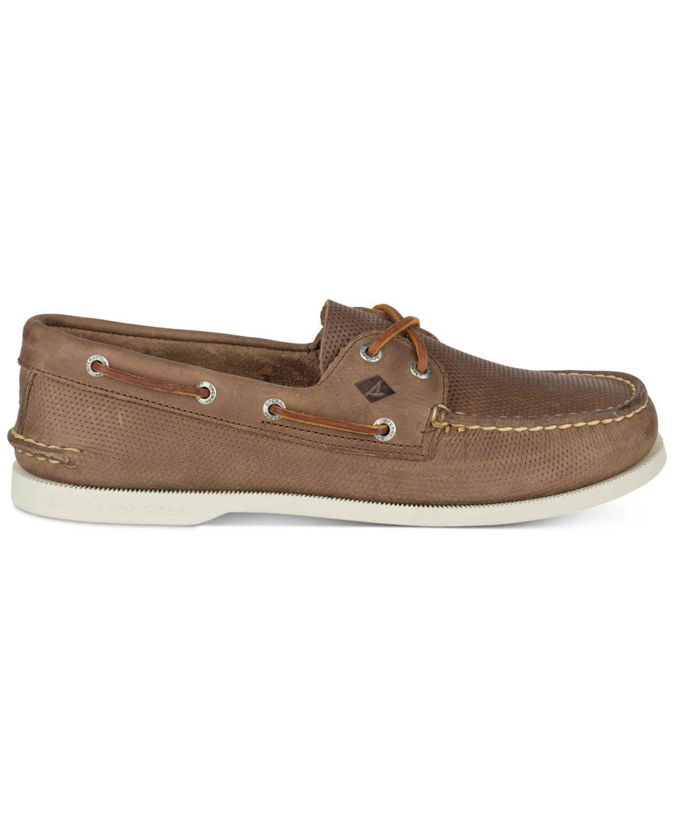 Macys Mens Shoes Sperry