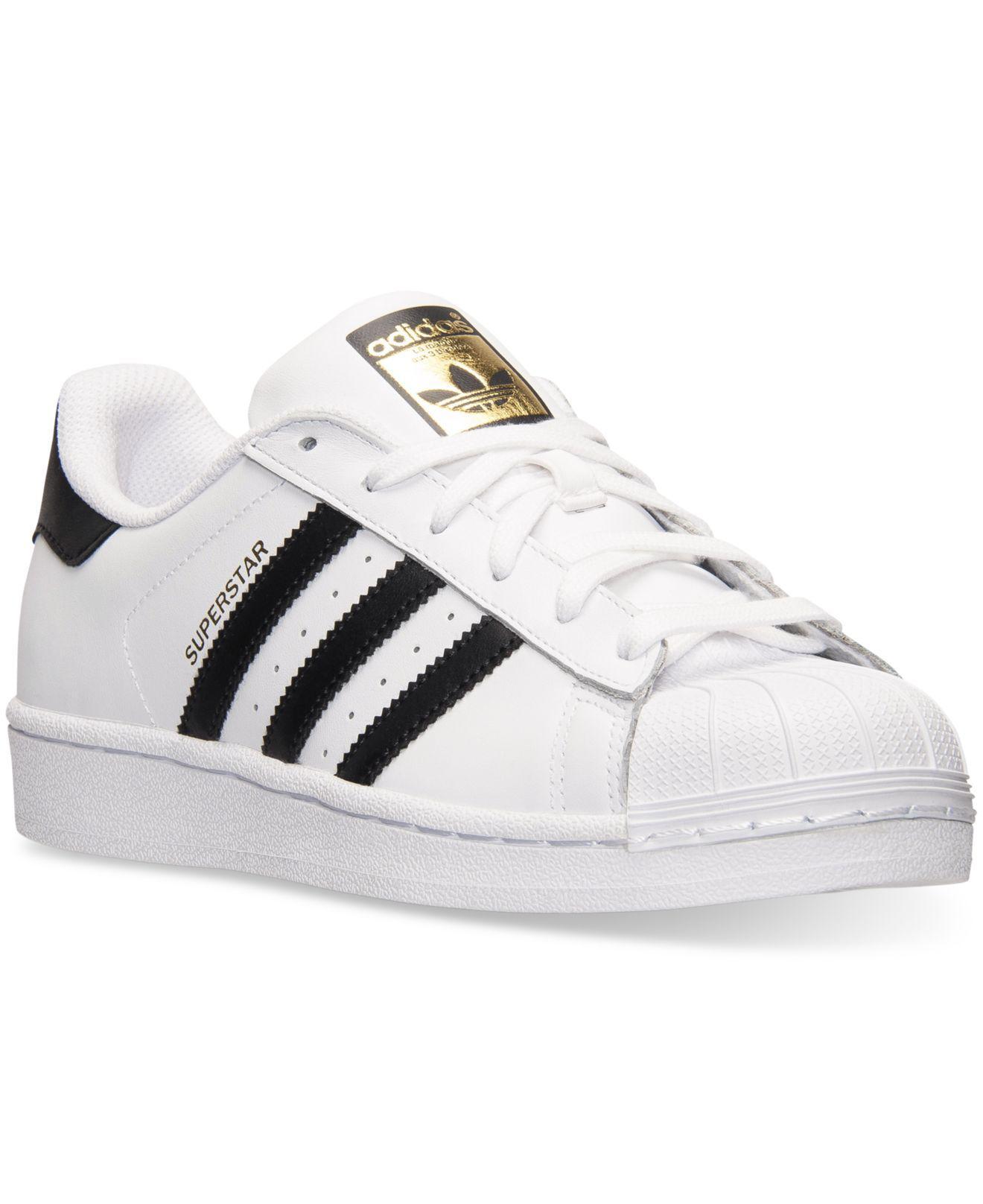 lyst adidas superstar femminile casual scarpe dal traguardo in