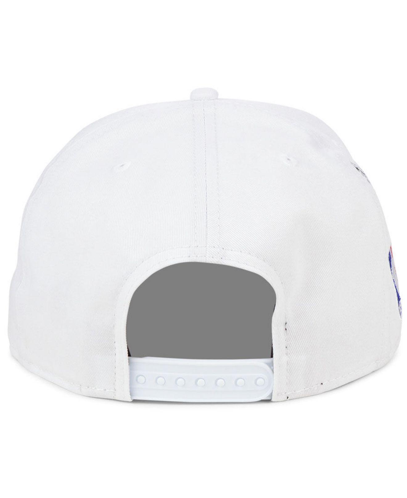 hot sale online b7e7f b7bf4 KTZ - White Charlotte Hornets Night Sky 9fifty Snapback Cap for Men - Lyst. View  fullscreen