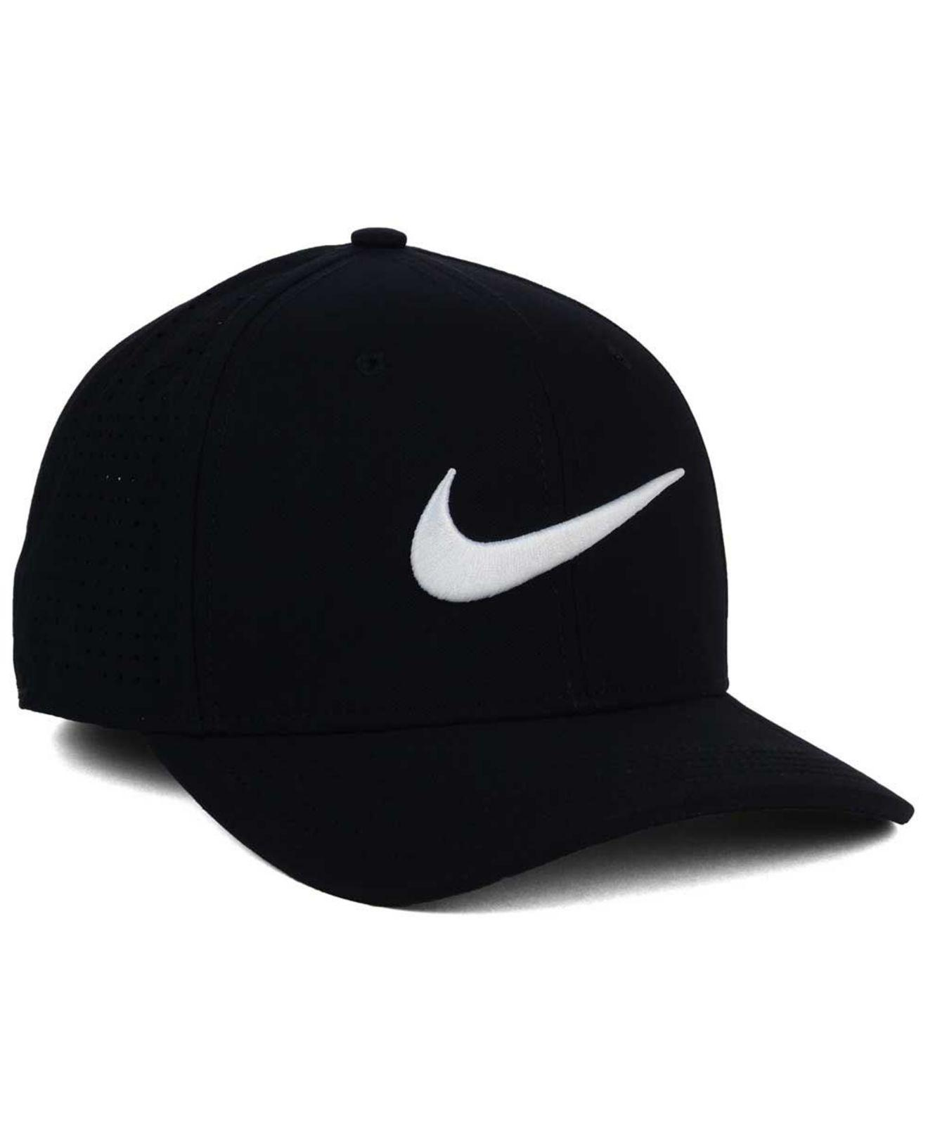 Lyst - Nike Vapor Flex Ii Cap in Black for Men 910e747ff37