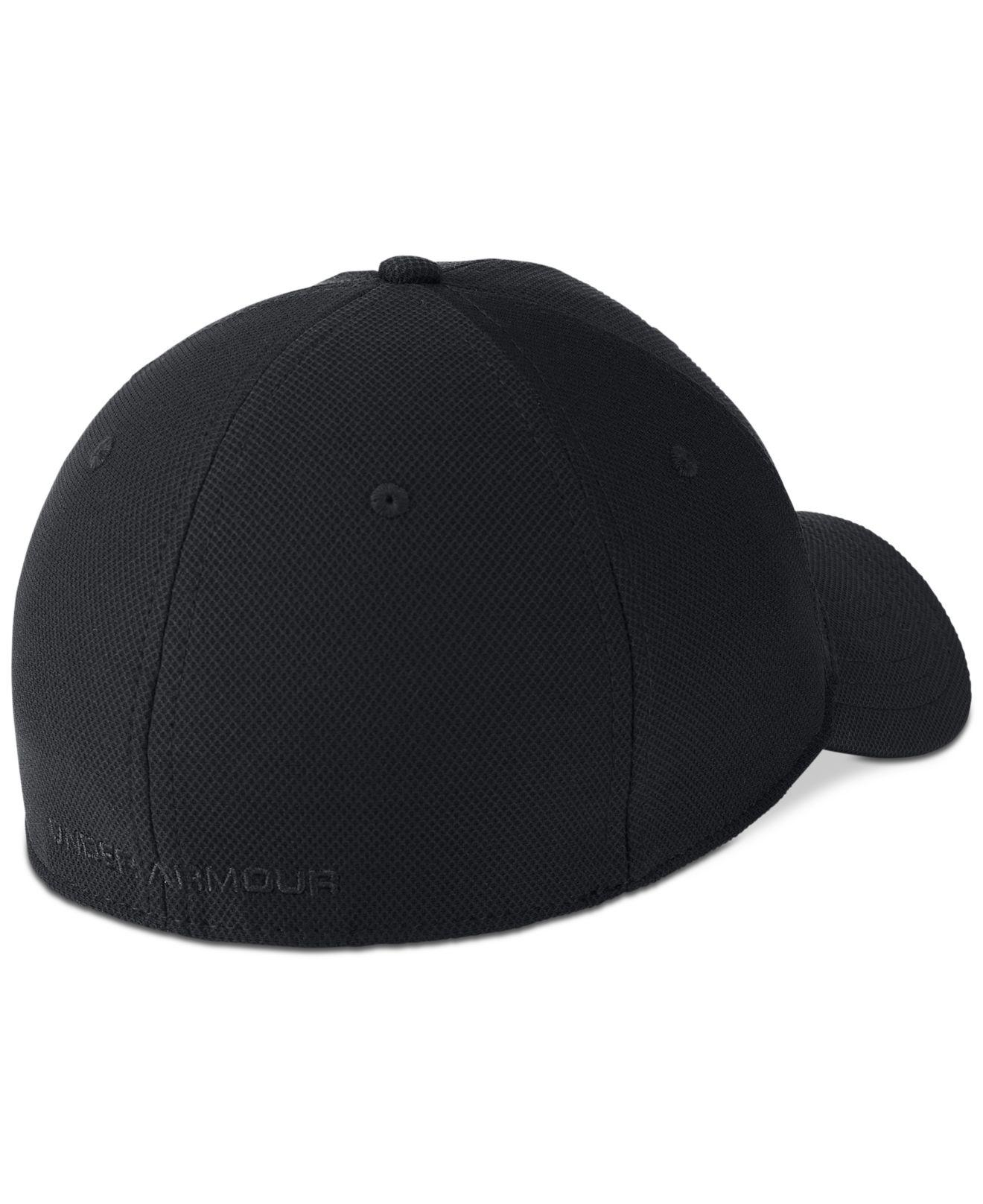 2280d4d45e8 Lyst - Under Armour Blitzing 3.0 Cap in Black for Men