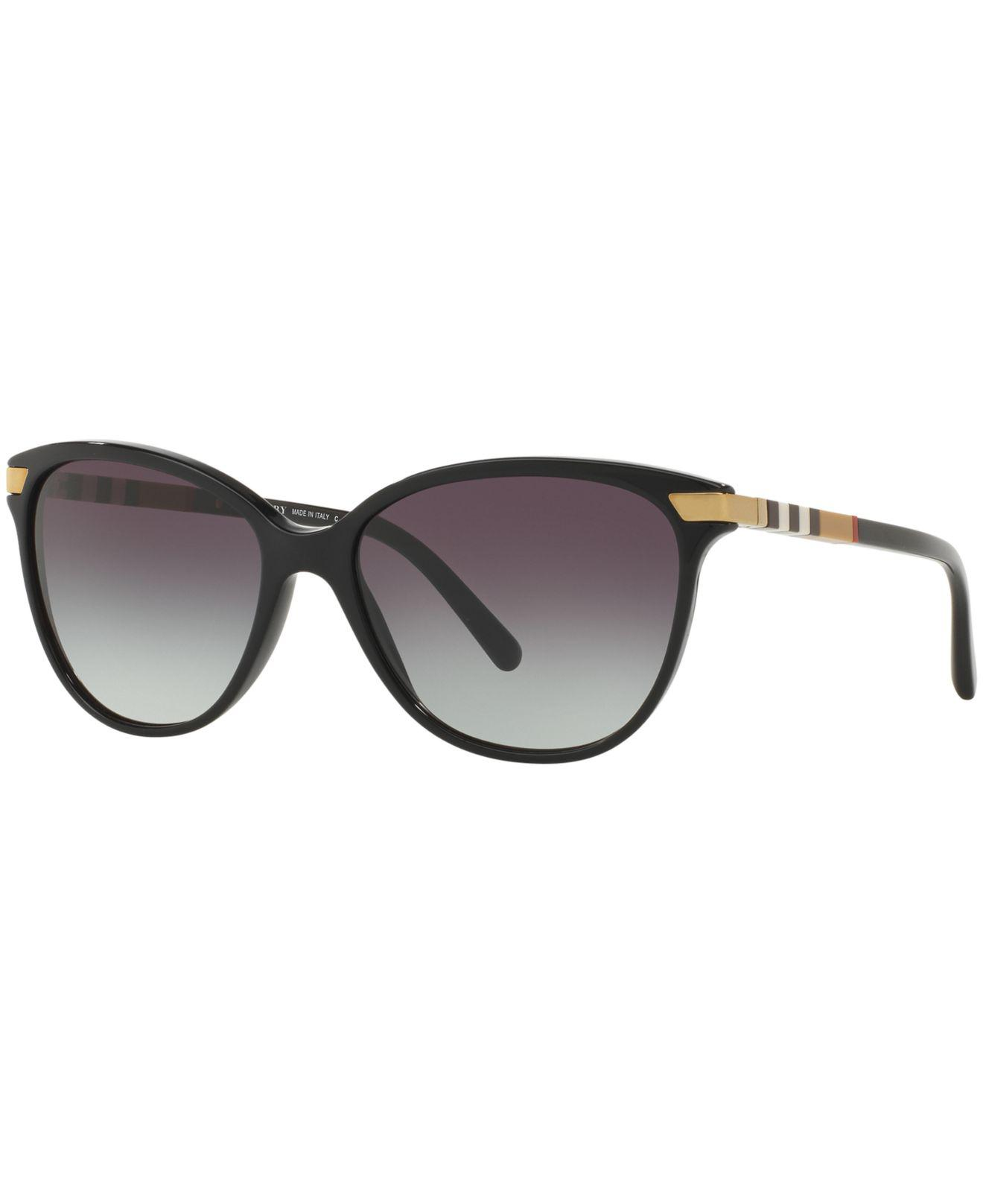 8871b48175 Lyst - Burberry Be4216 in Black - Save 61%