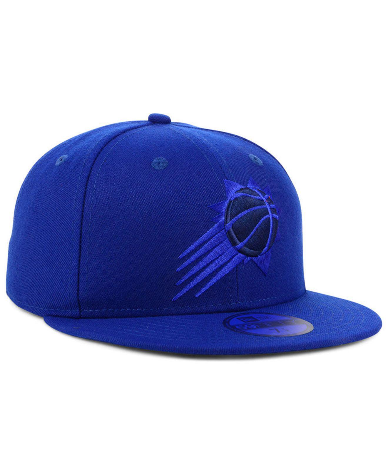 quality design fa234 1edb9 new arrivals new york knicks new era official team color 9forty adjustable  hat blue 633c9 18d04  switzerland lyst ktz phoenix suns color prism pack  59fifty ...
