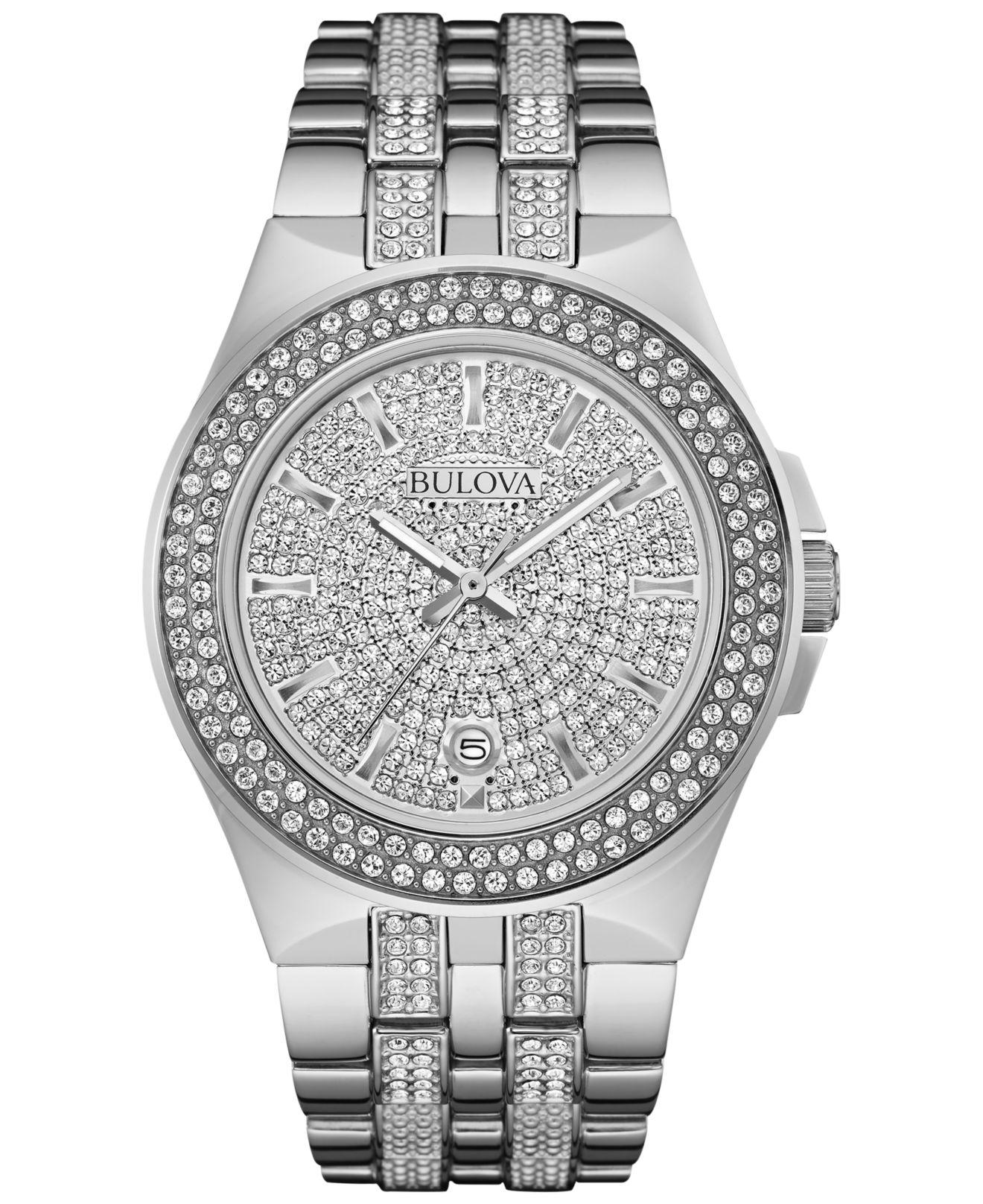 movado stainless with quartz bracelet and womens toned dial movement bela silver watches titanium crystal watch steel