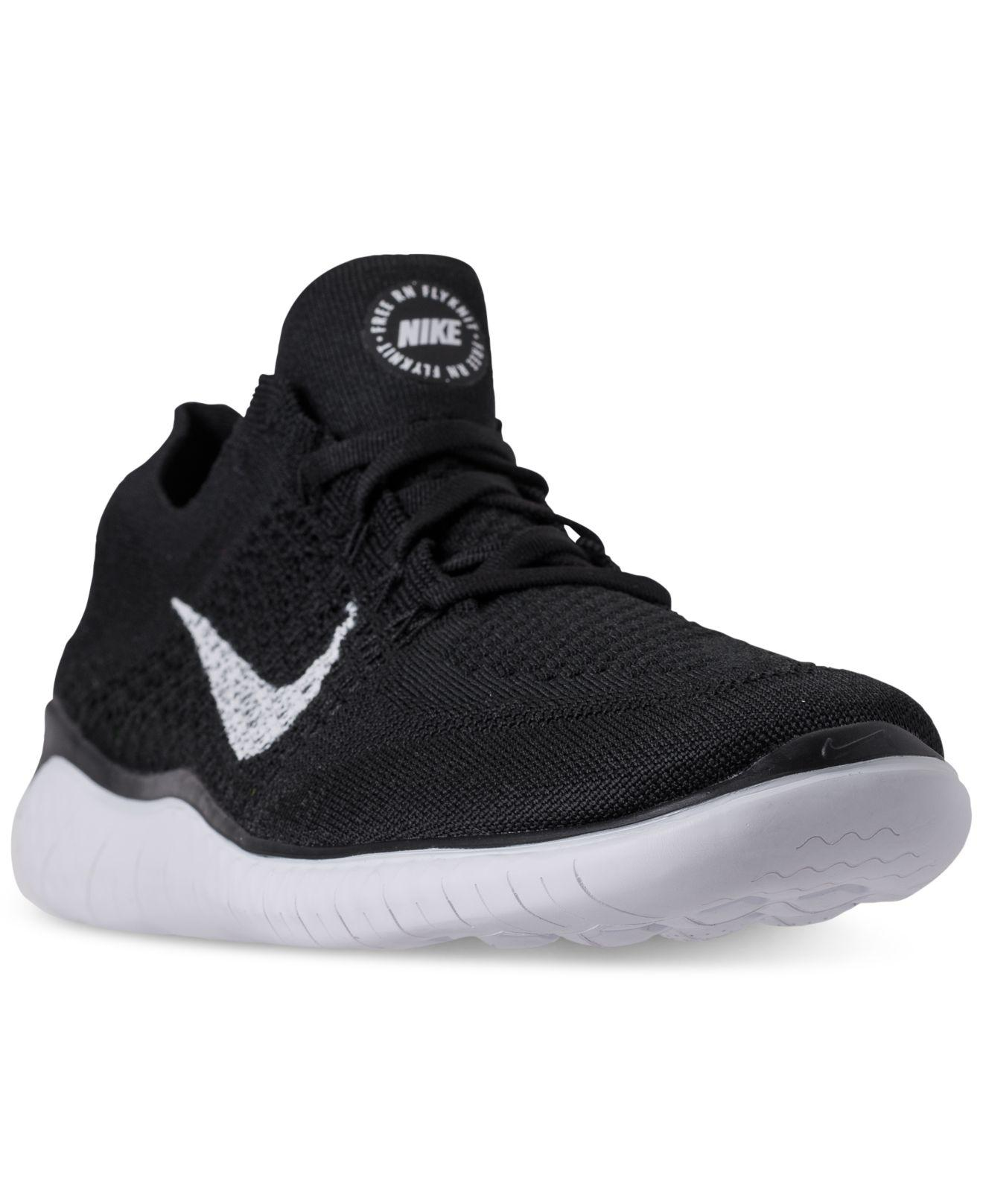 54fbfec3042e Lyst - Nike Free Rn Flyknit 2018 Running Sneakers From Finish Line ...