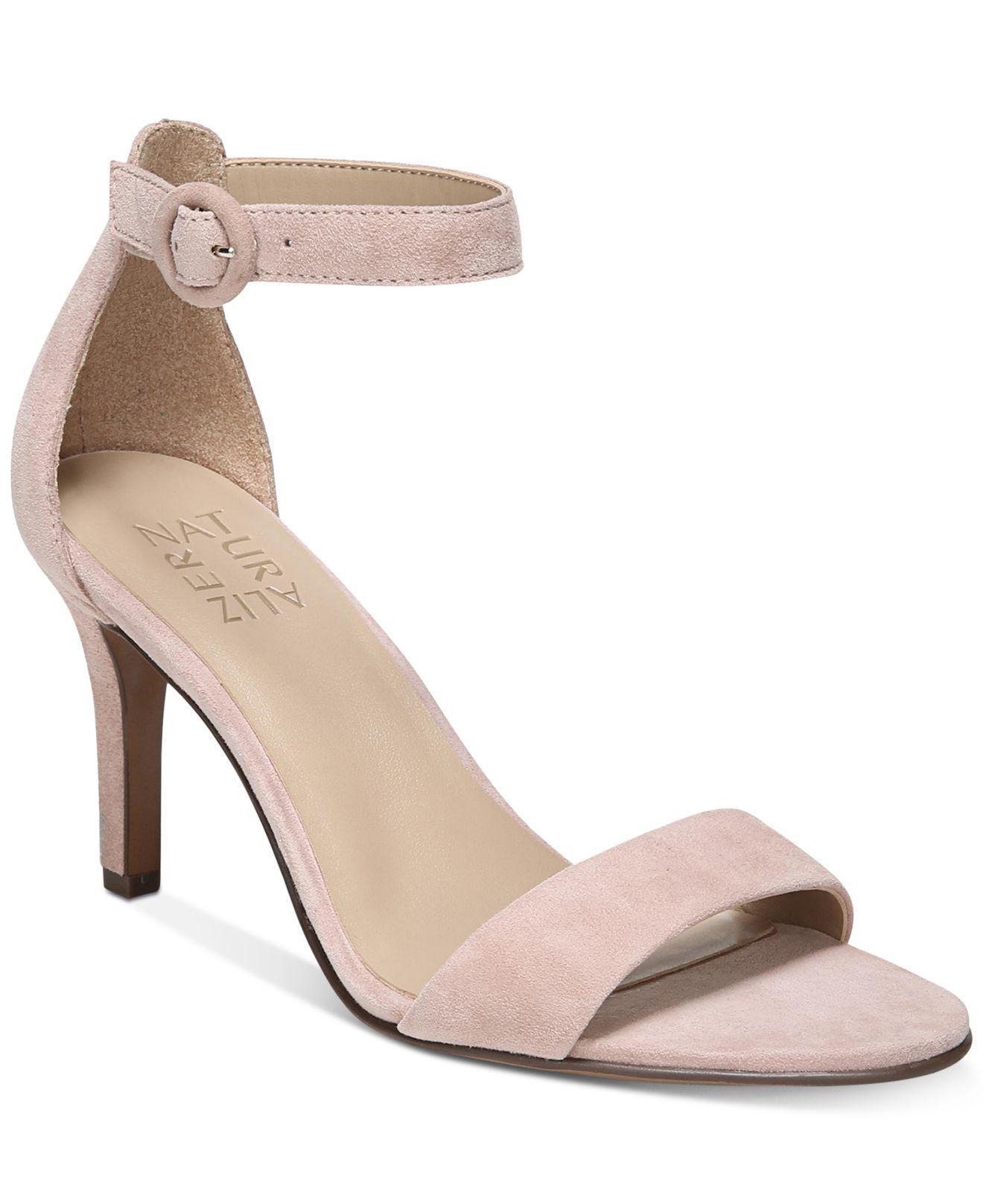 Naturalizer Kinsley Ankle Strap Sandal (Women's) t2n6ZzBAIA