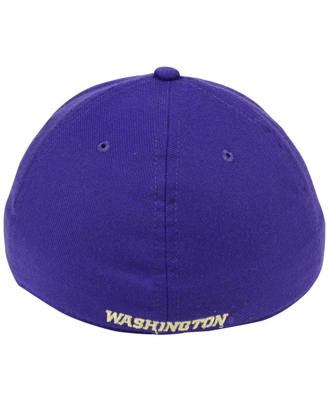 big sale c4647 0d7bc ... australia nike purple washington huskies legend swooshflex cap for men  lyst. view fullscreen dbba1 3a221