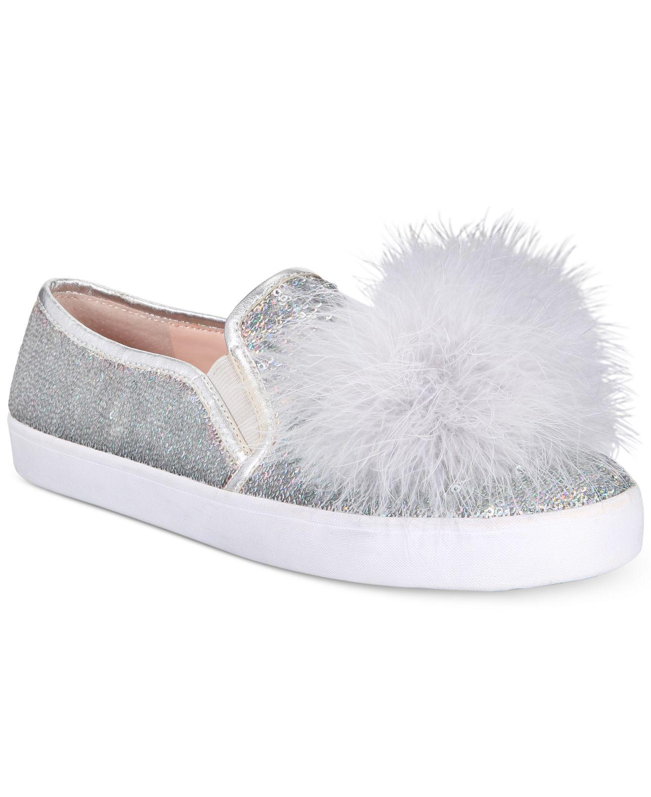 69e61297695b Lyst - Kate Spade Latisa Slip-on Sneakers
