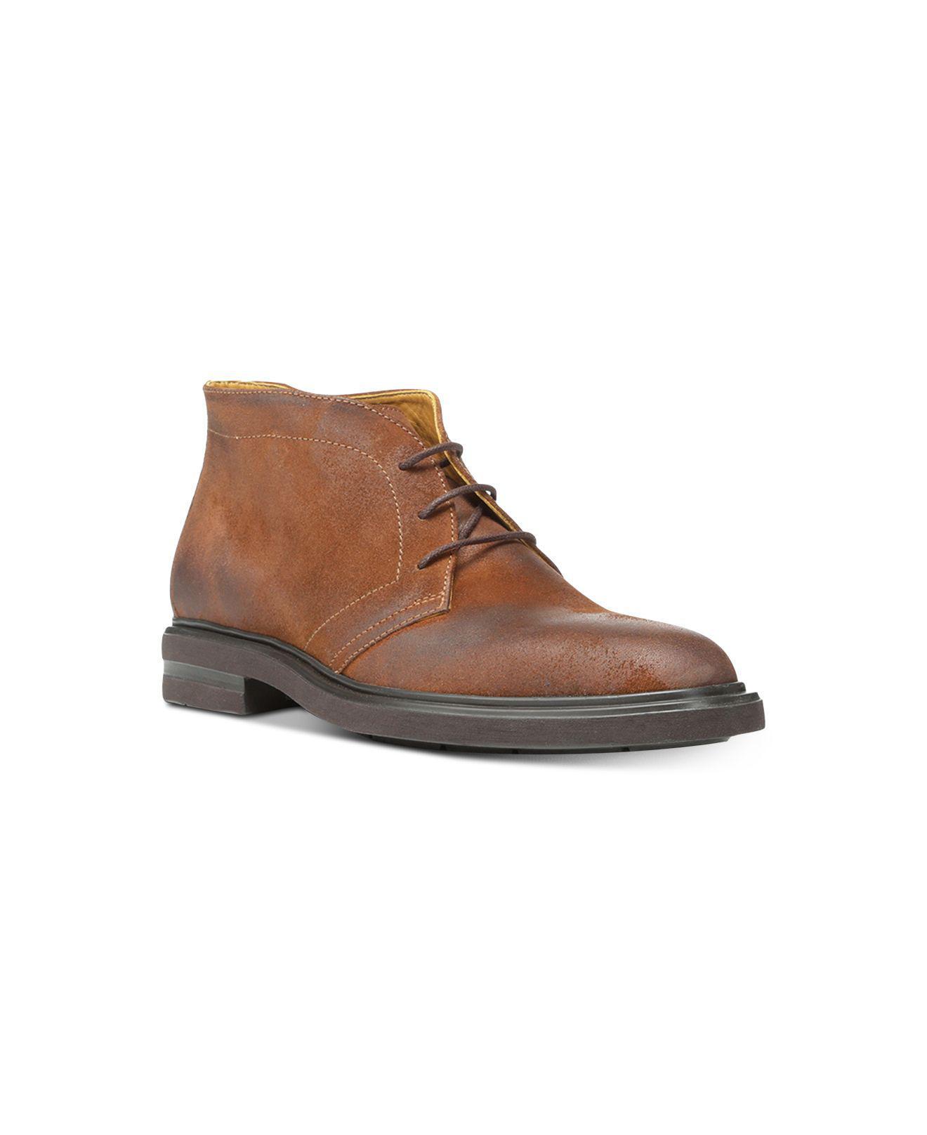 Donald Pliner Men's Ericio Vintage Suede Chukka Boots Men's Shoes t5pmcC8