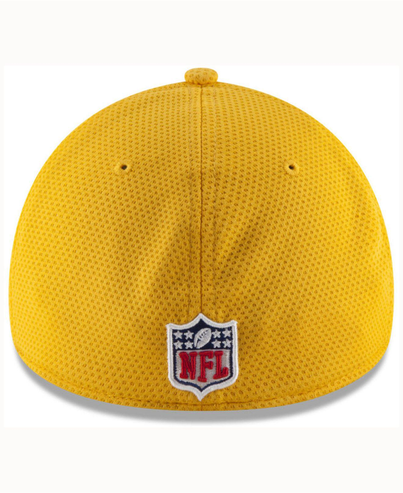 10e3e956a Lyst - KTZ Washington Redskins On-field Color Rush 39thirty Cap in ...