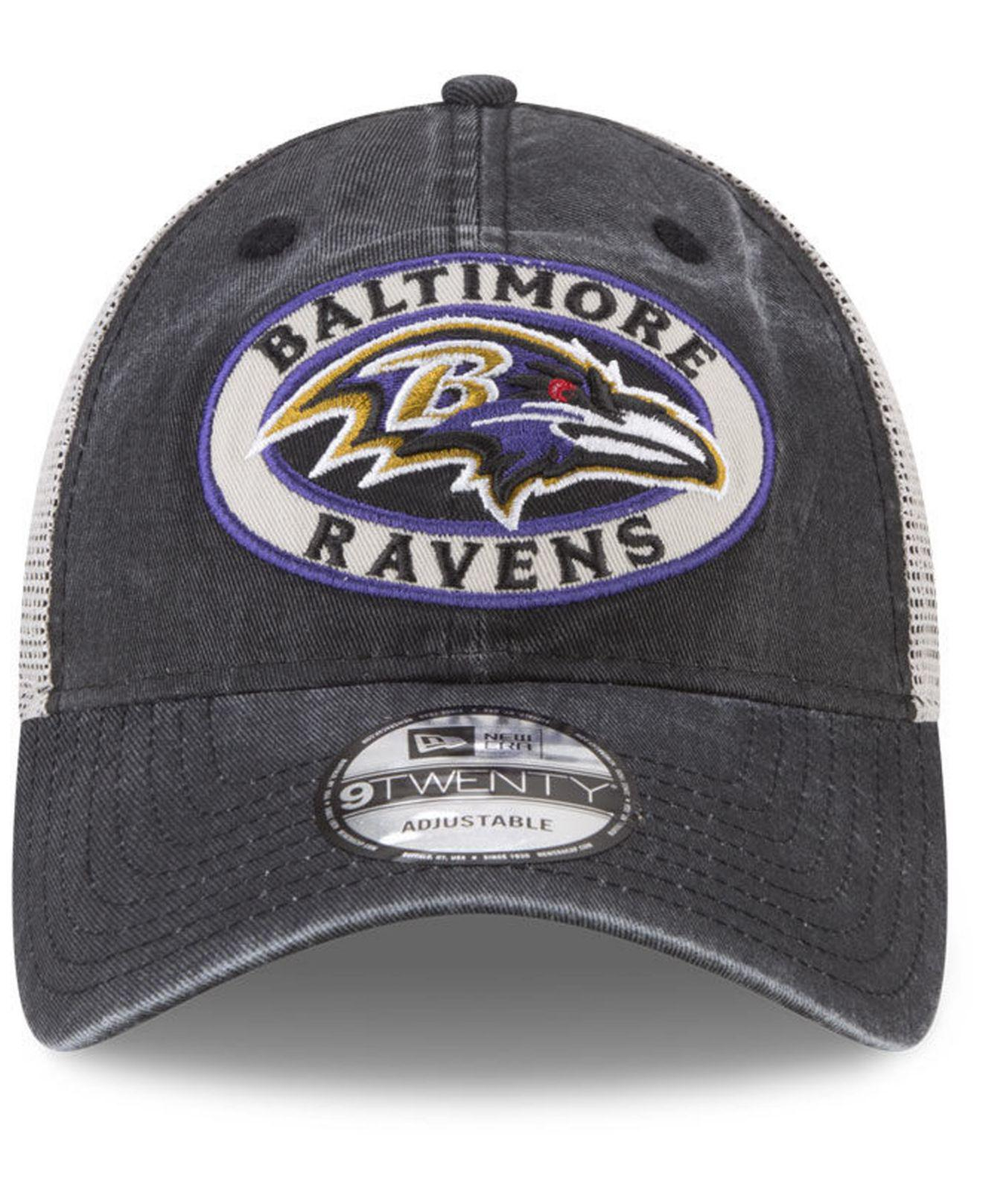 Lyst - Ktz Baltimore Ravens Patched Pride 9twenty Cap in Black for Men 85e22ac724a8
