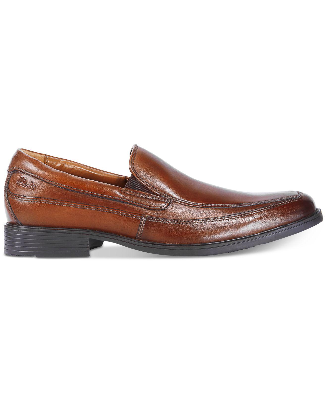 2ef89060157ef Lyst - Clarks Tilden Free Loafers in Brown for Men