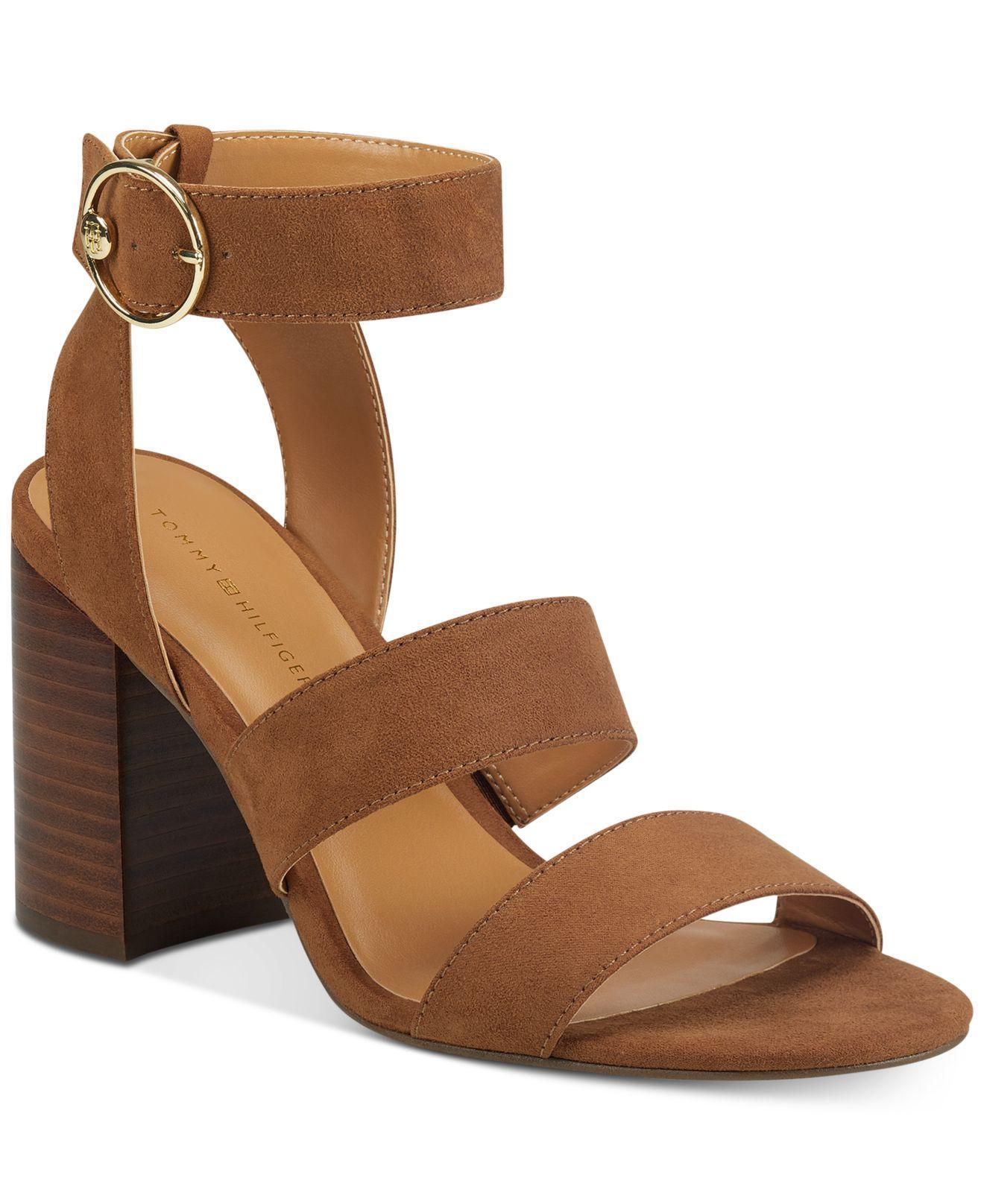 75f5a04ee8e Women's Brown Sentri Strappy Sandals