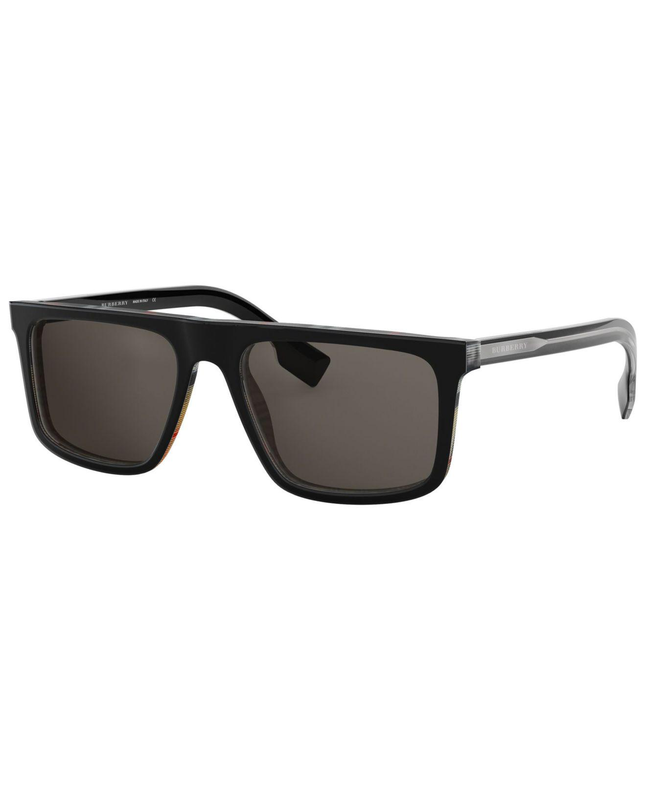 a0ed967aa7f Burberry - Black Sunglasses