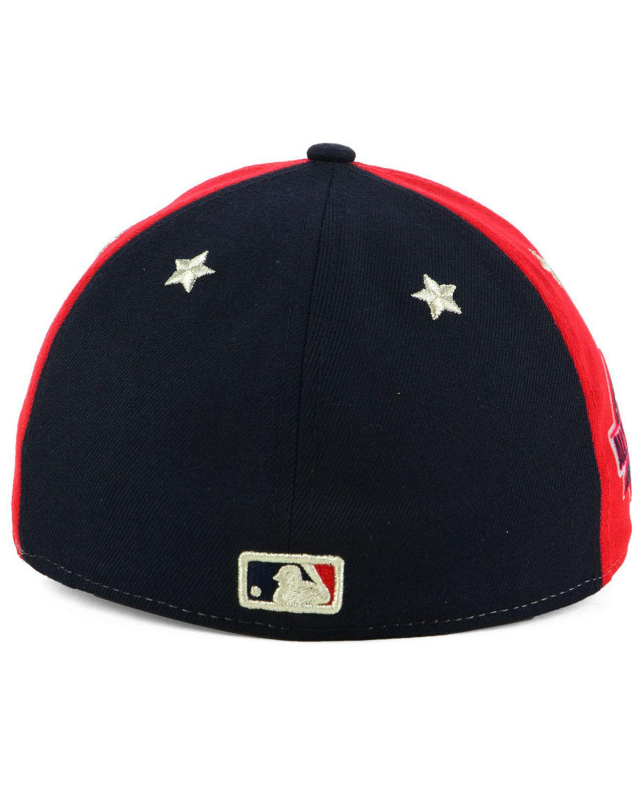 newest f5861 9b536 ... hot atlanta braves all star game patch low profile 59fifty fitted cap  2018 for. view ...