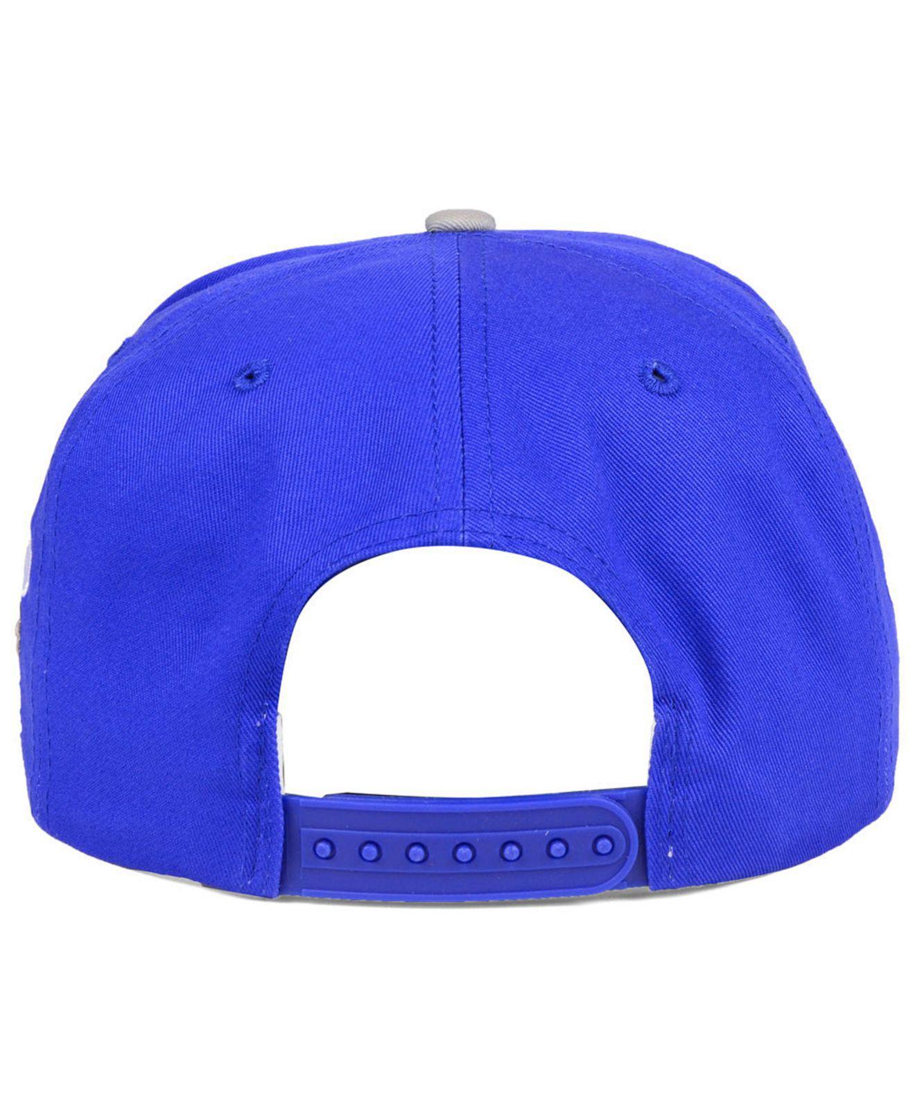 2b6c3b04eb600 ... where can i buy lyst nike duke blue devils sport specialties snapback  cap in blue e0b72