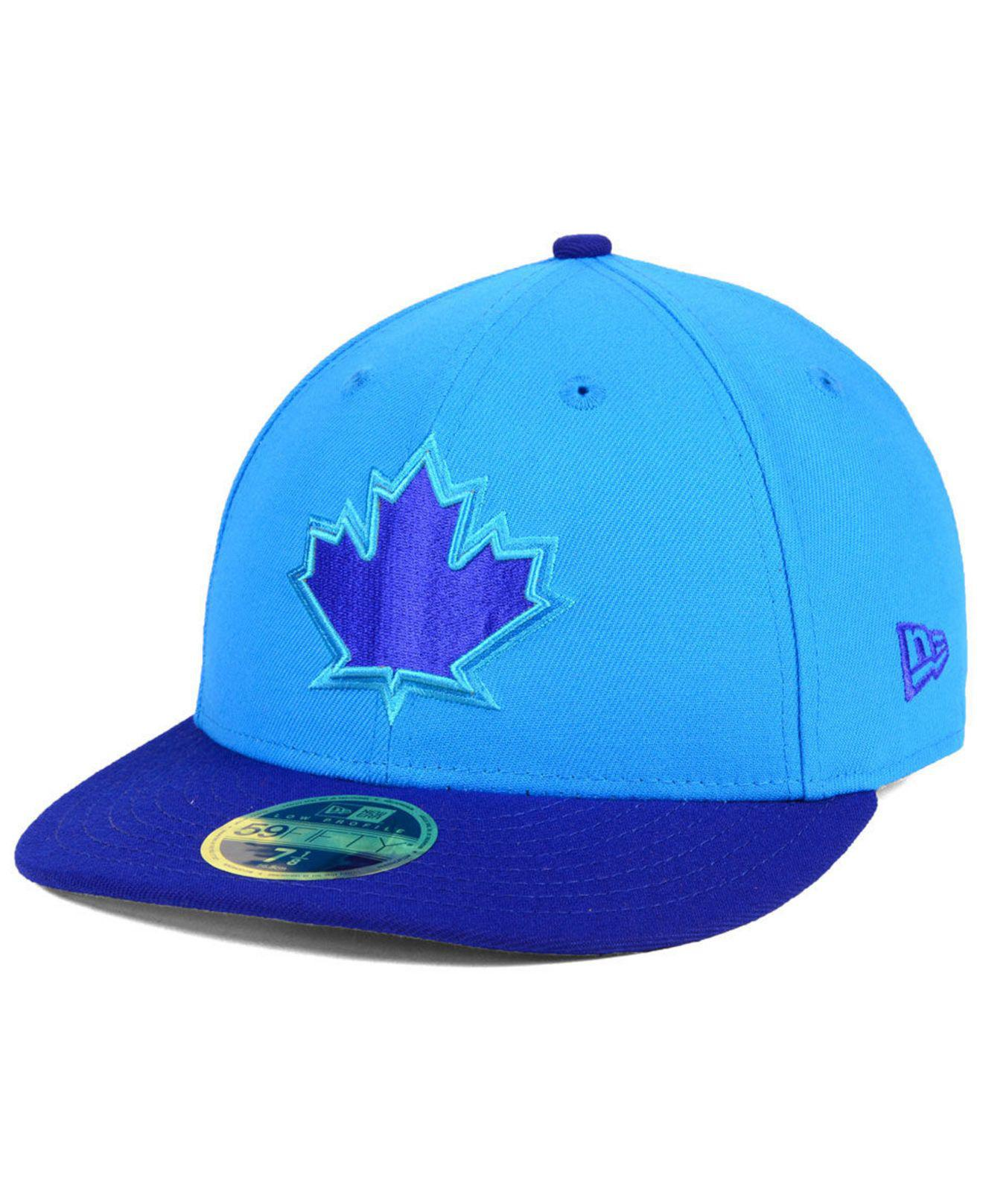 separation shoes dbfa9 07d0d ... switzerland ktz. mens toronto blue jays players weekend low profile  59fifty fitted cap 2a827 66c12