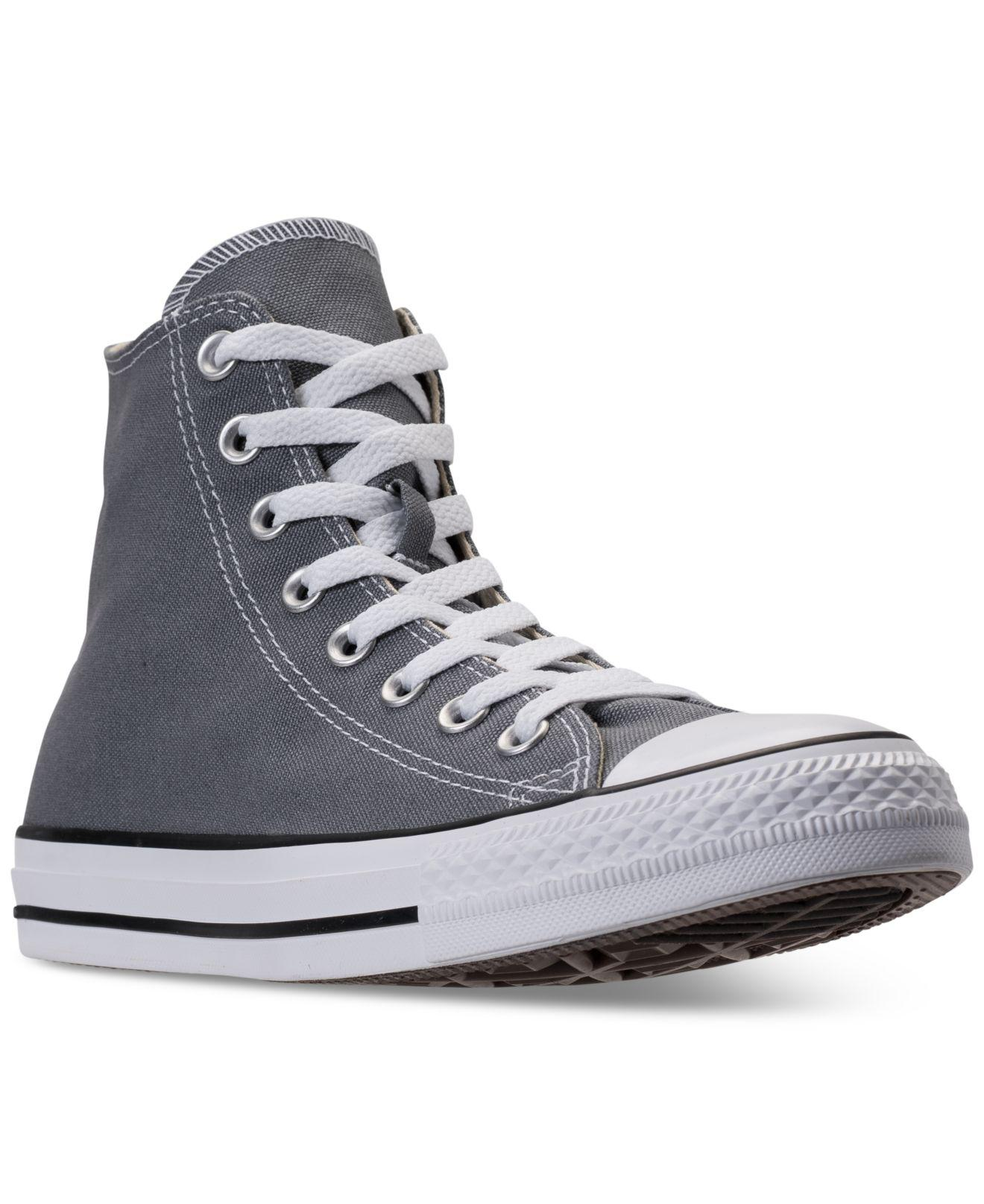 81492ce057dd Lyst - Converse Men s Chuck Taylor Ox Casual Sneakers From Finish ...