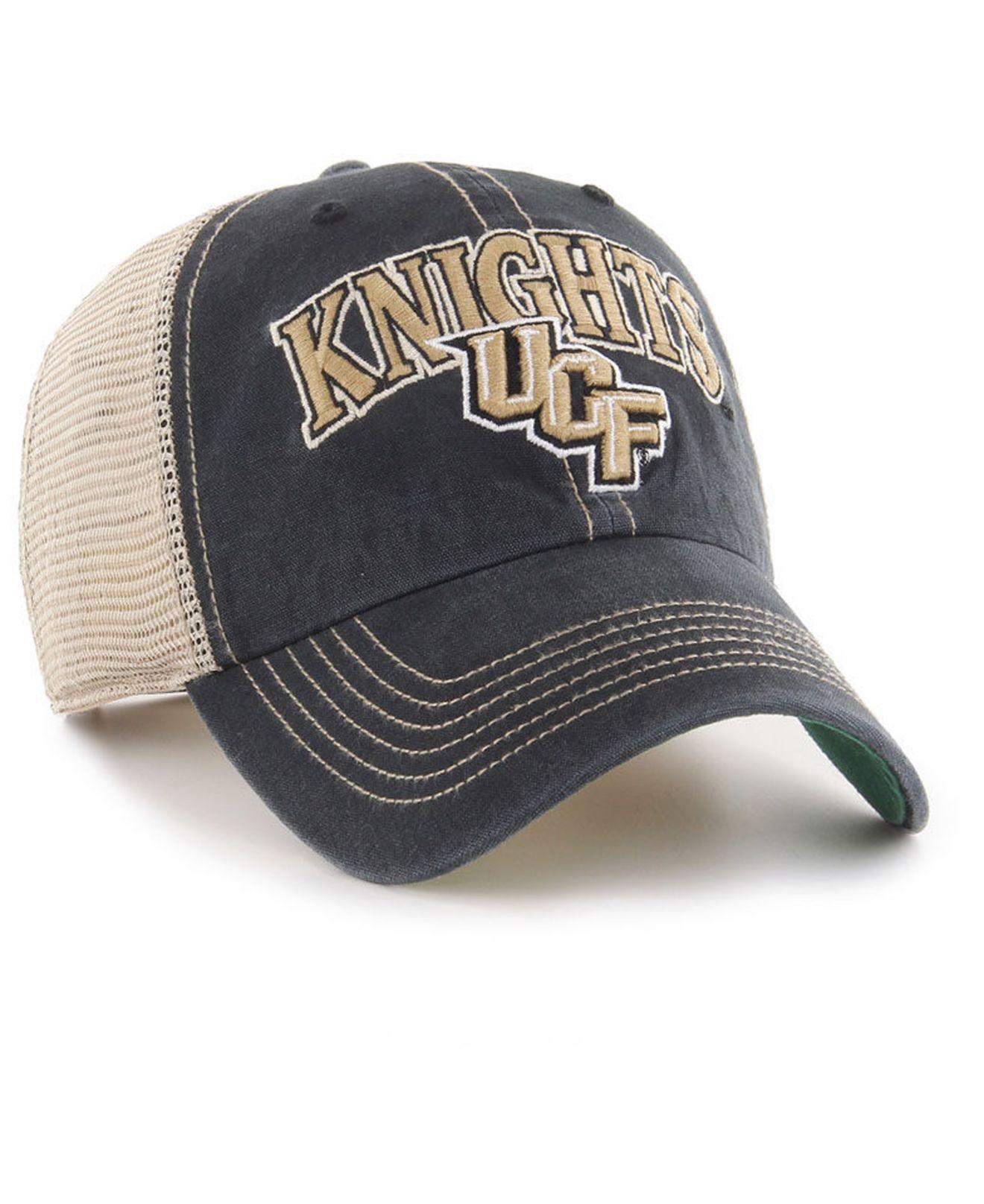 huge discount 71c3c b00fa ... Black University Of Central Florida Knights Tuscaloosa Mesh Clean Up Cap  for Men. View fullscreen