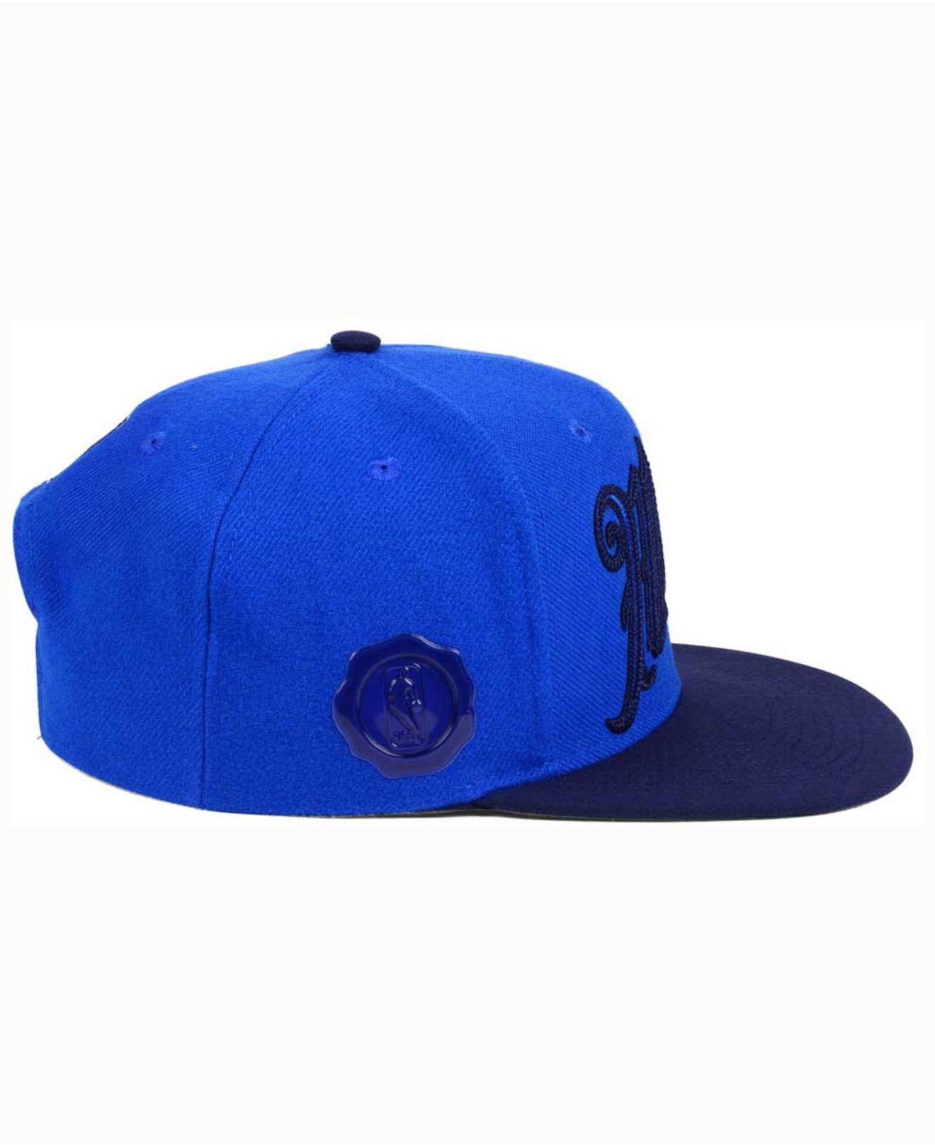 innovative design 7f341 7391f Lyst - adidas Seasons Greeting Snapback Cap in Blue for Men
