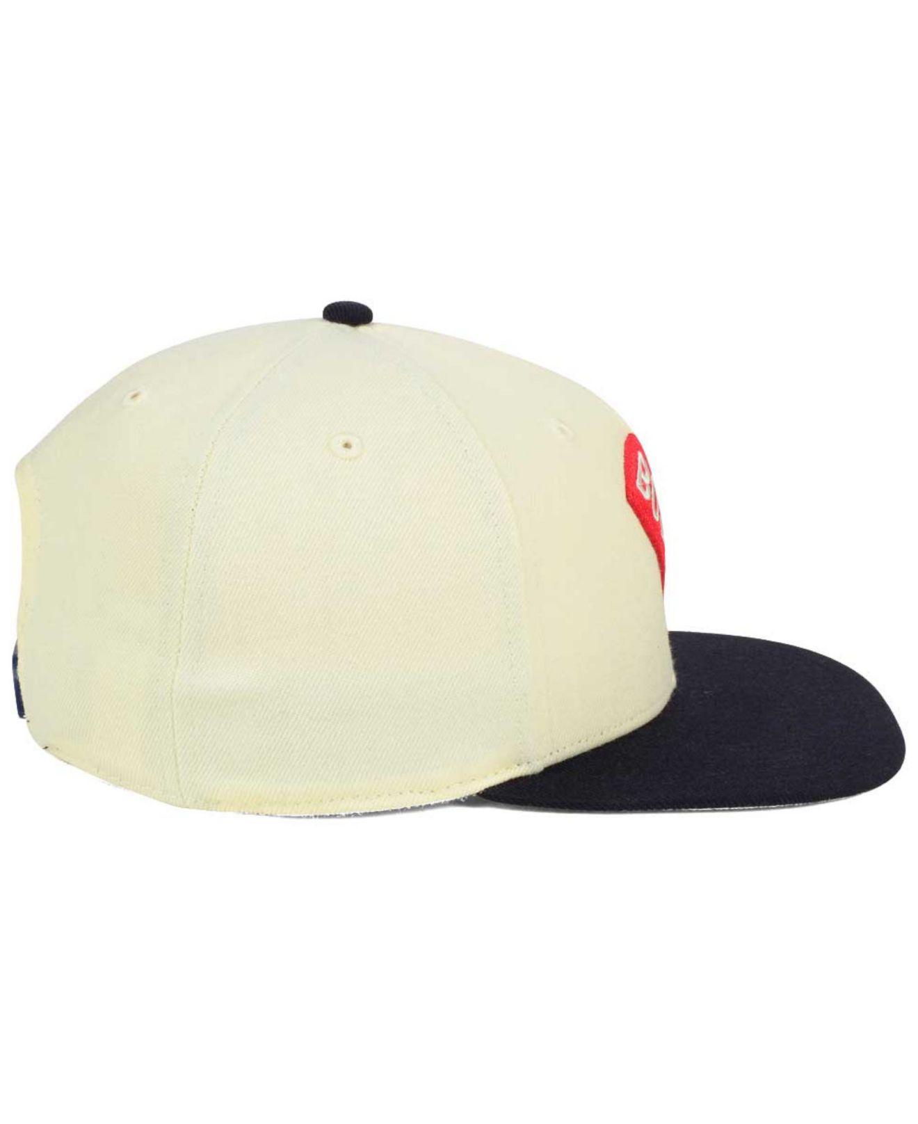 86457b6150a Lyst - 47 Brand Boston Red Sox Natural No Shot Snapback Cap for Men