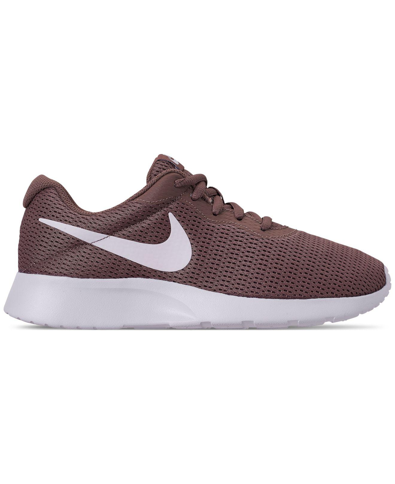 Lyst - Nike Tanjun Casual Sneakers From Finish Line e5d1c304a