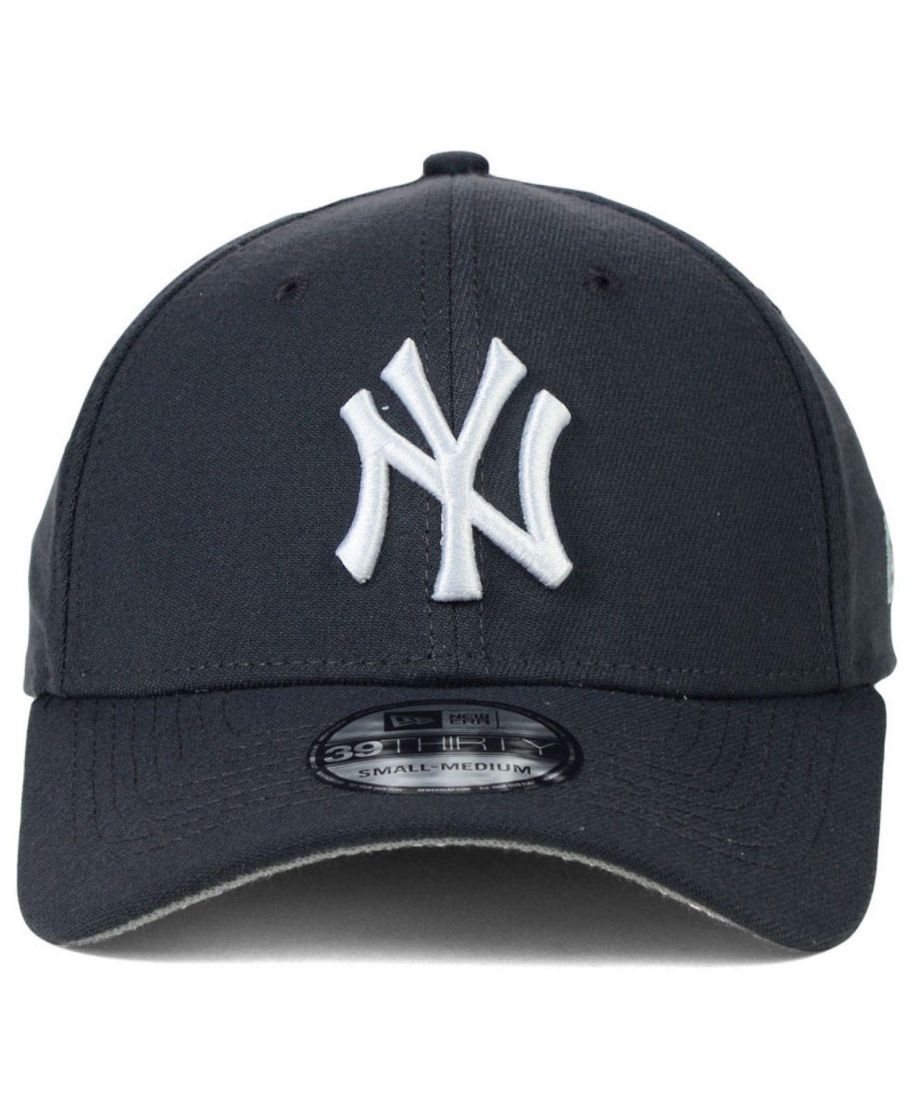 best sneakers d7776 82920 Lyst - KTZ New York Yankees Fashion 39thirty Cap in Gray for Men