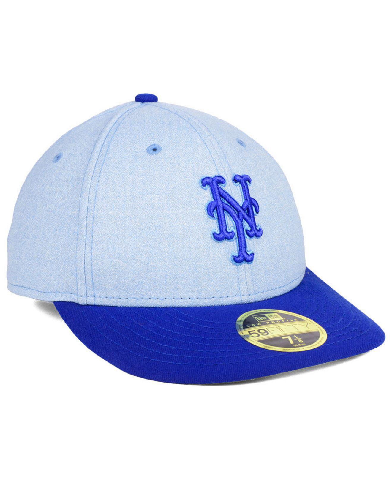 678d46774ff ... official store new york mets fathers day low profile 59fifty cap for men  lyst. view