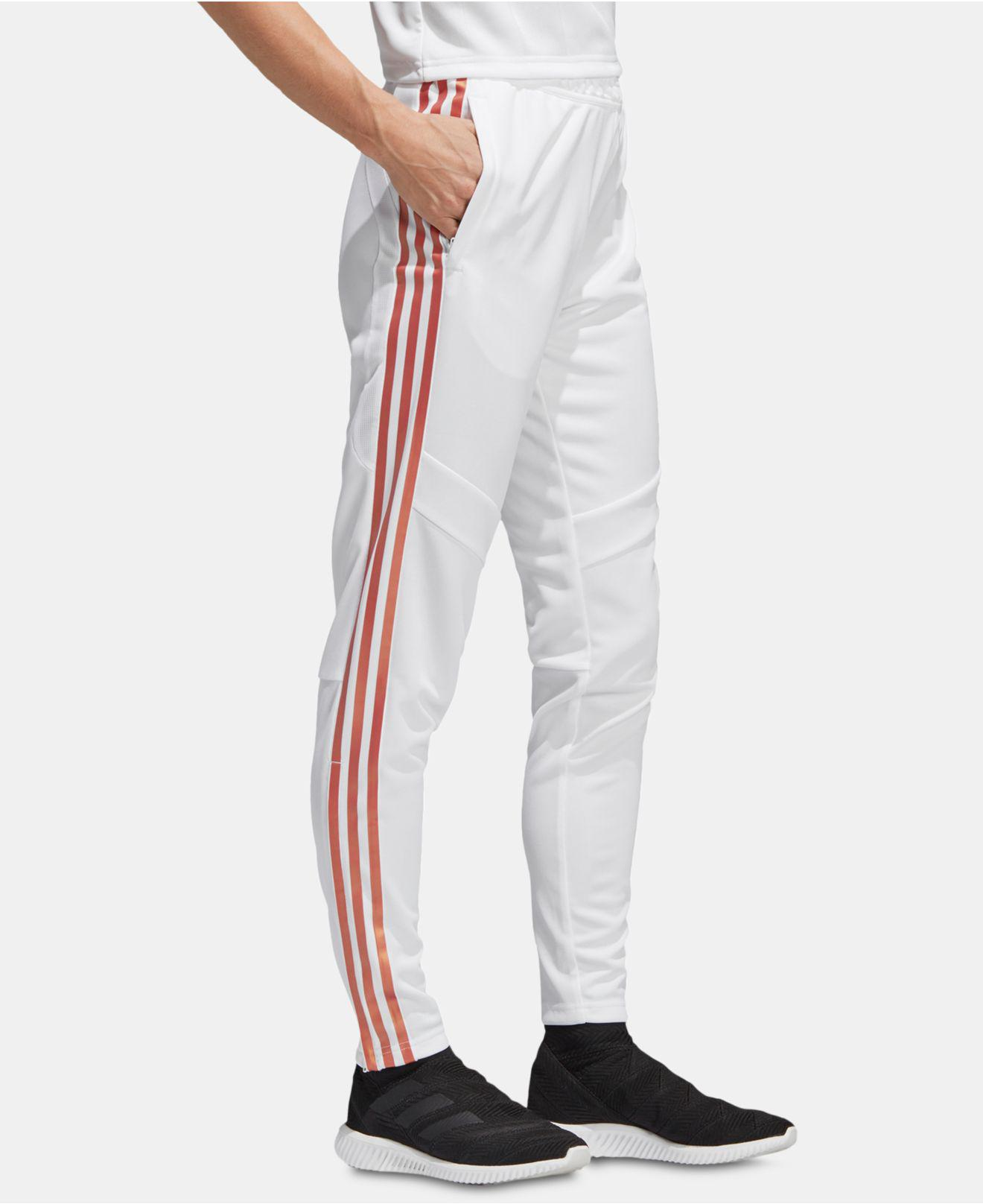 the latest d9434 925d2 Lyst - adidas Pearl Essence Tiro Climacool® Soccer Pants in ...