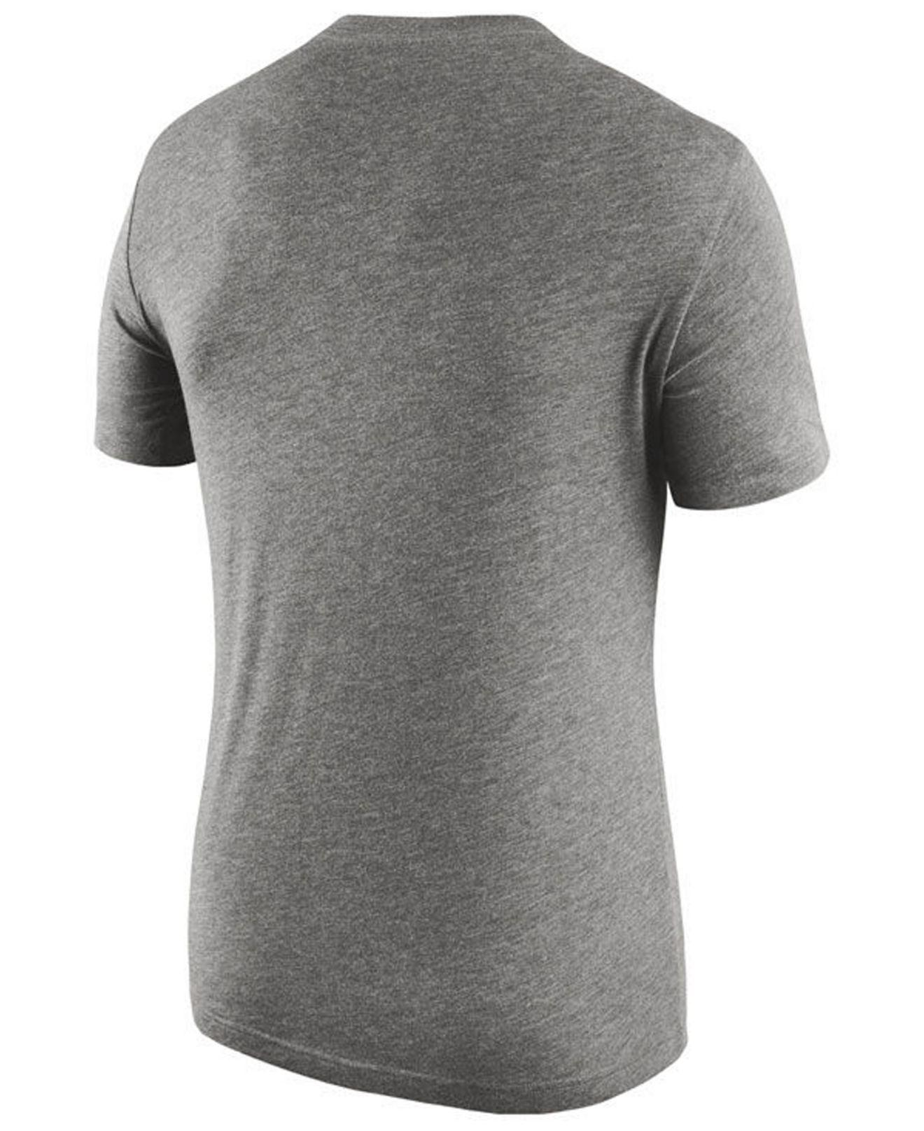 74982d01f44 Lyst - Nike Baltimore Orioles Dri-fit Dna T-shirt in Gray for Men