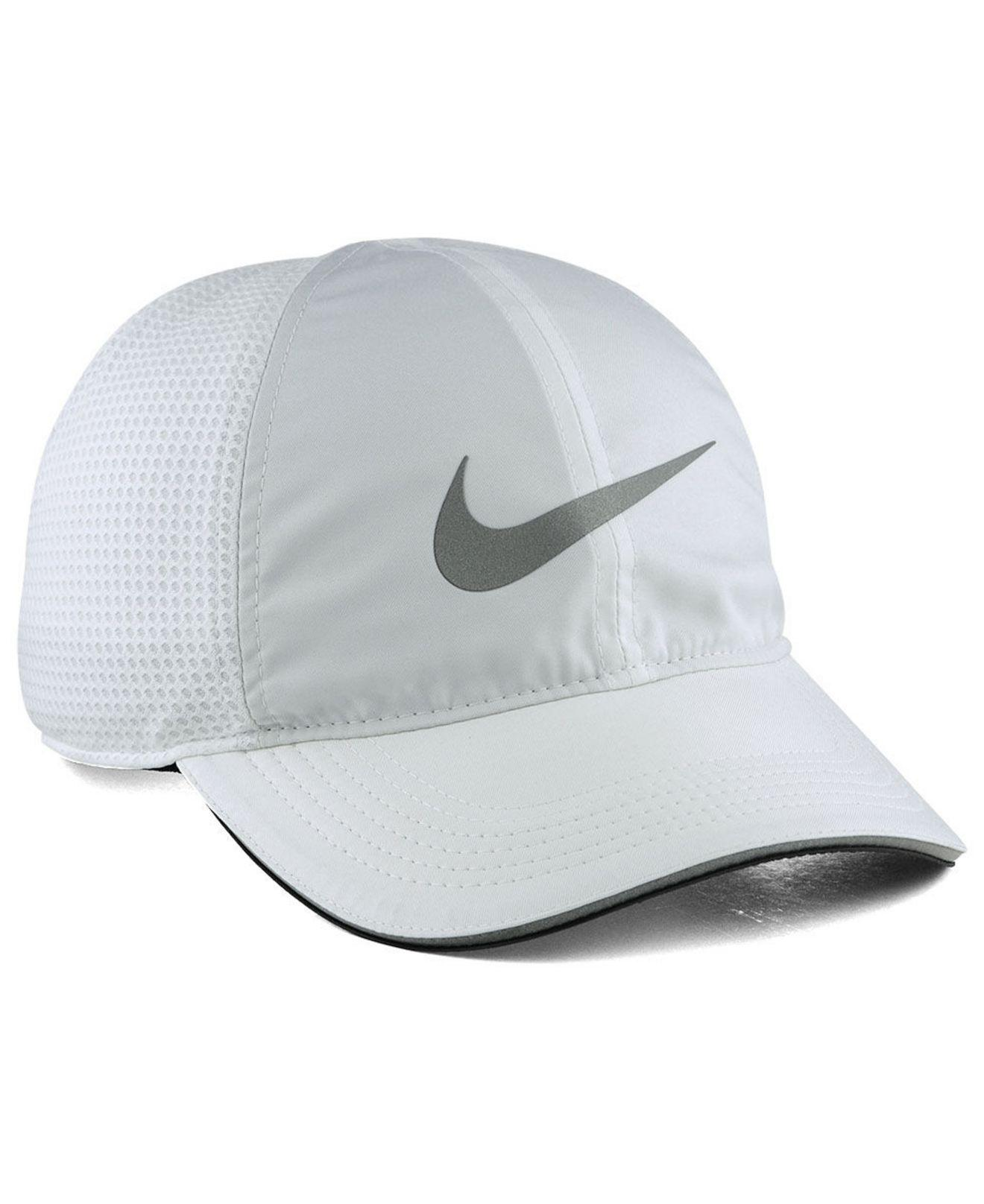 Lyst - Nike Heritage Elite Run Cap in White for Men c7979f37033