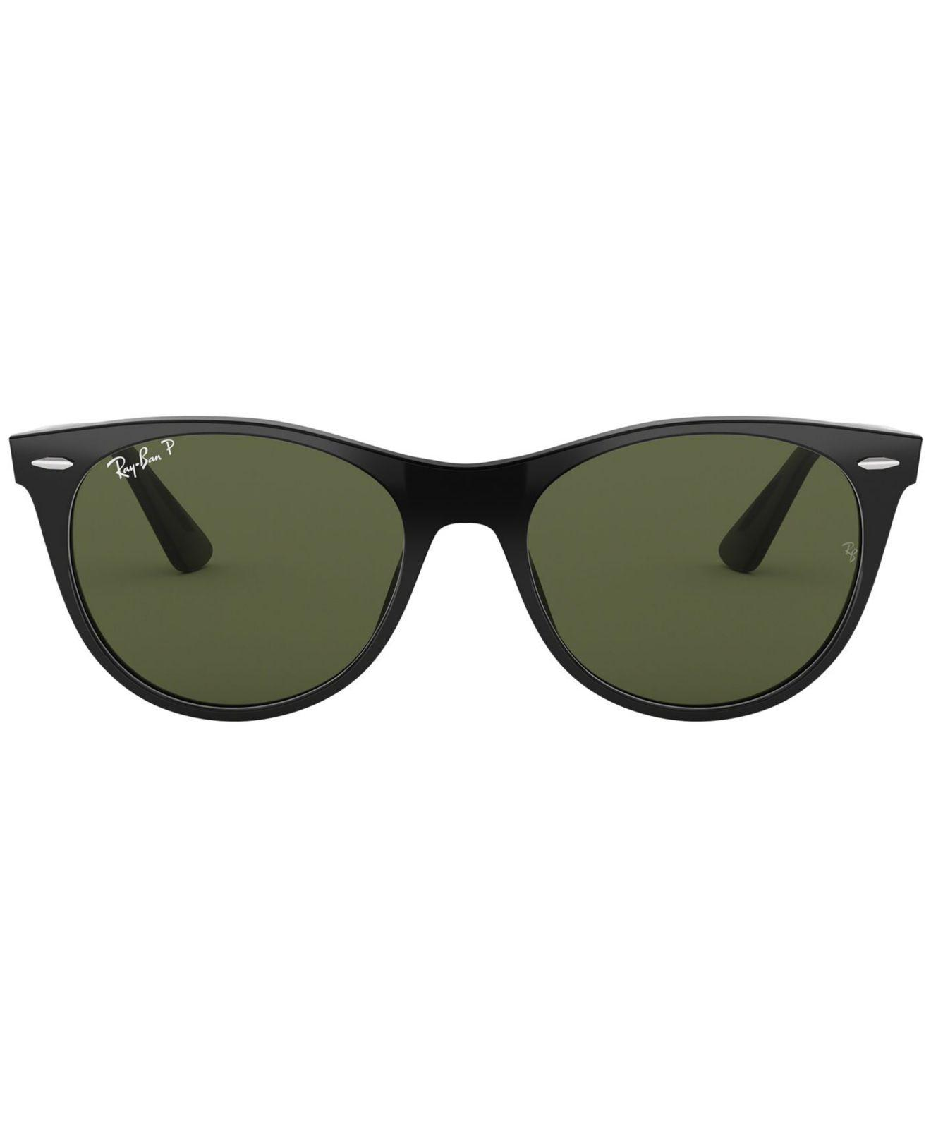 a8004d210a Lyst - Ray-Ban Polarized Sunglasses