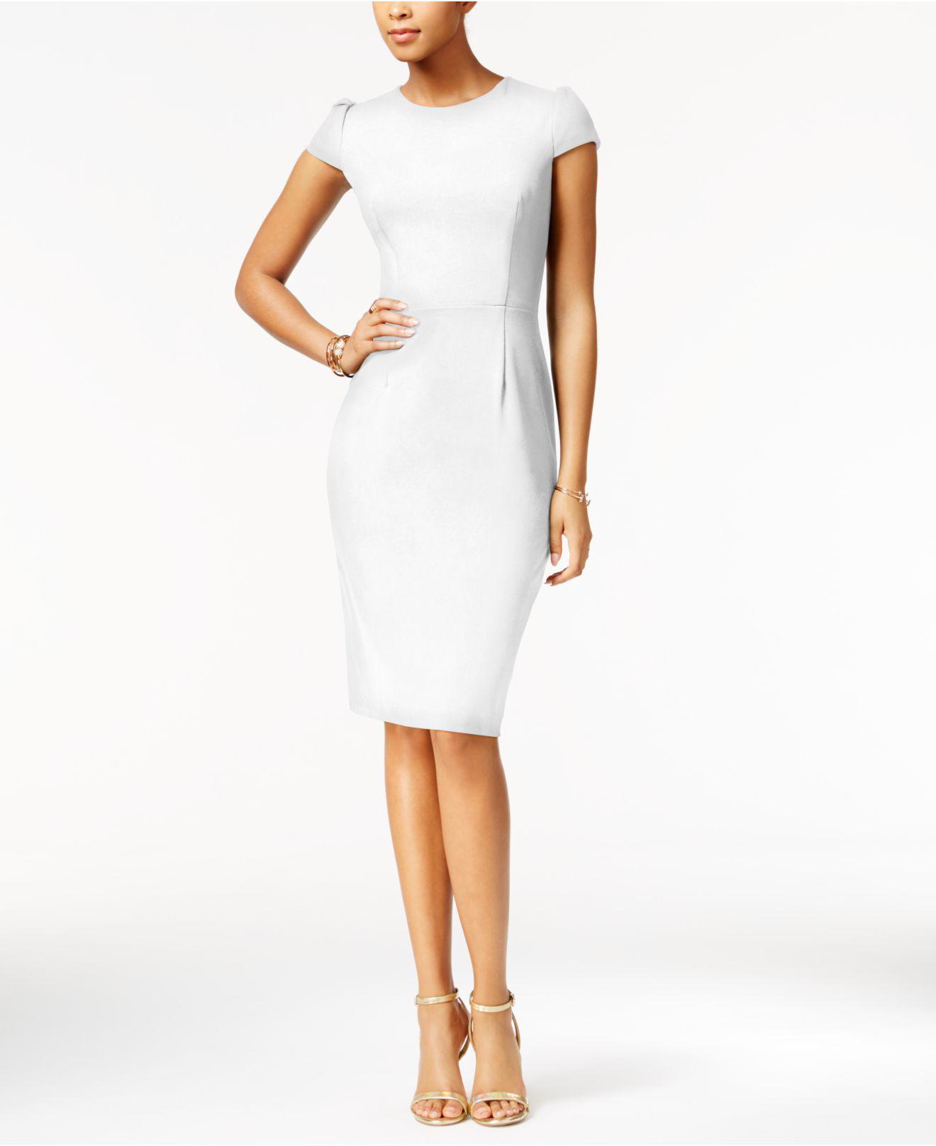729f9476fc Macys White Party Dress - Gomes Weine AG